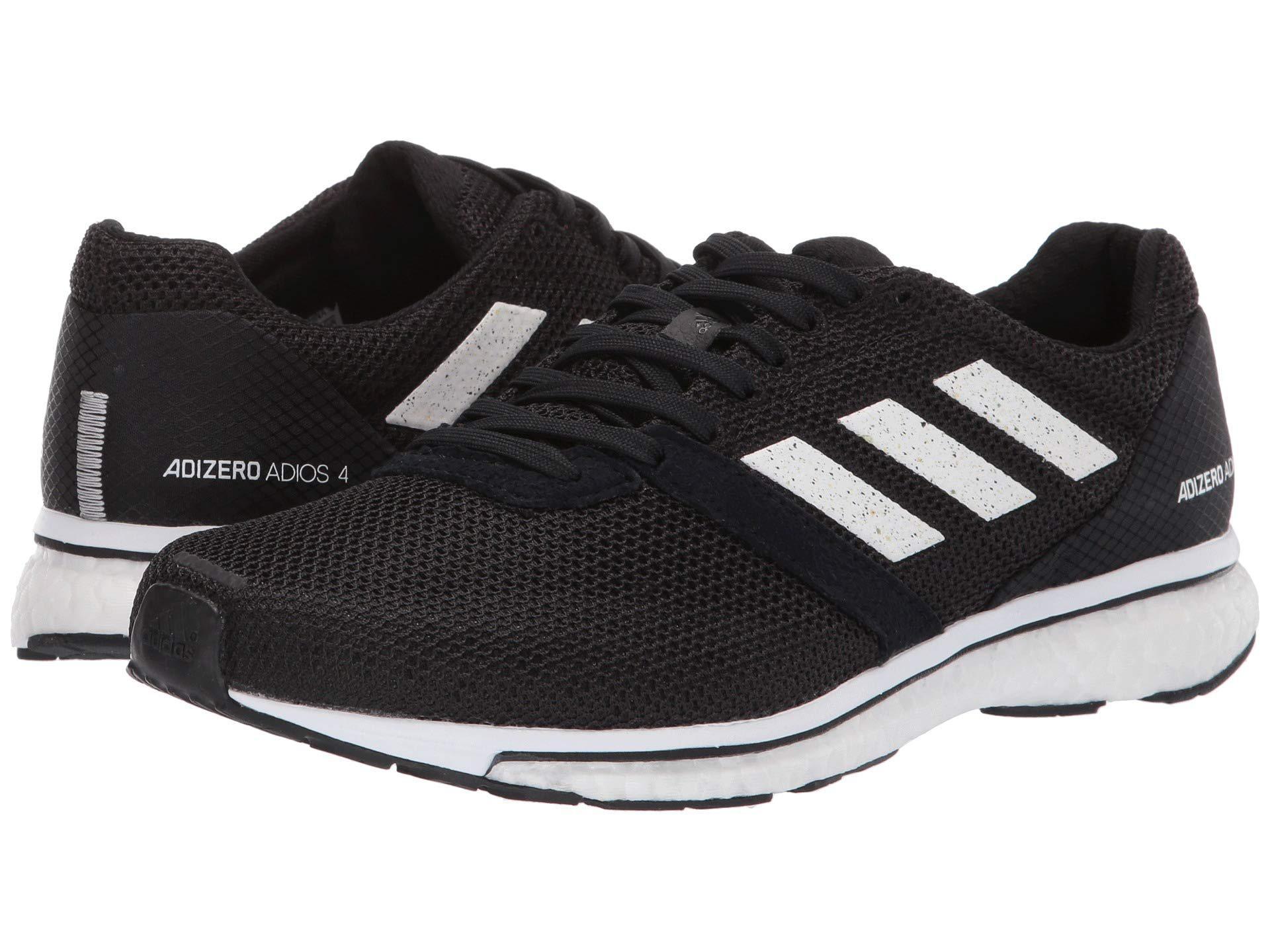 26eebca29 Lyst - Adidas Originals Adizero Adios 4 (black footwear White black ...