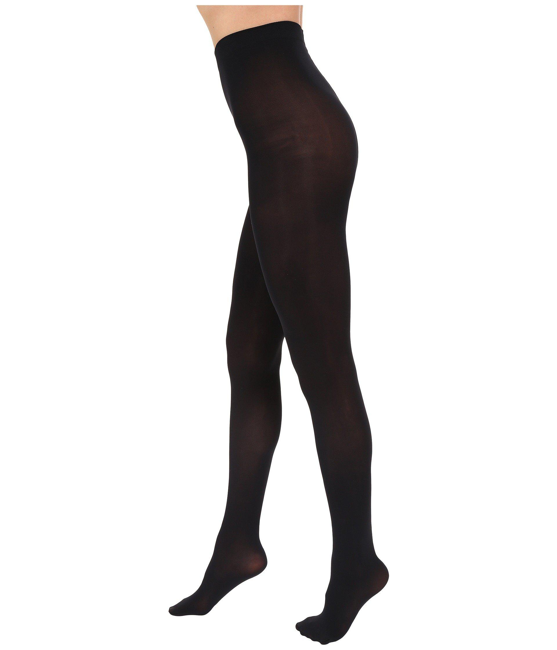 373424237 Lyst - Falke Pure Matt 50 Tights (black) Hose in Black