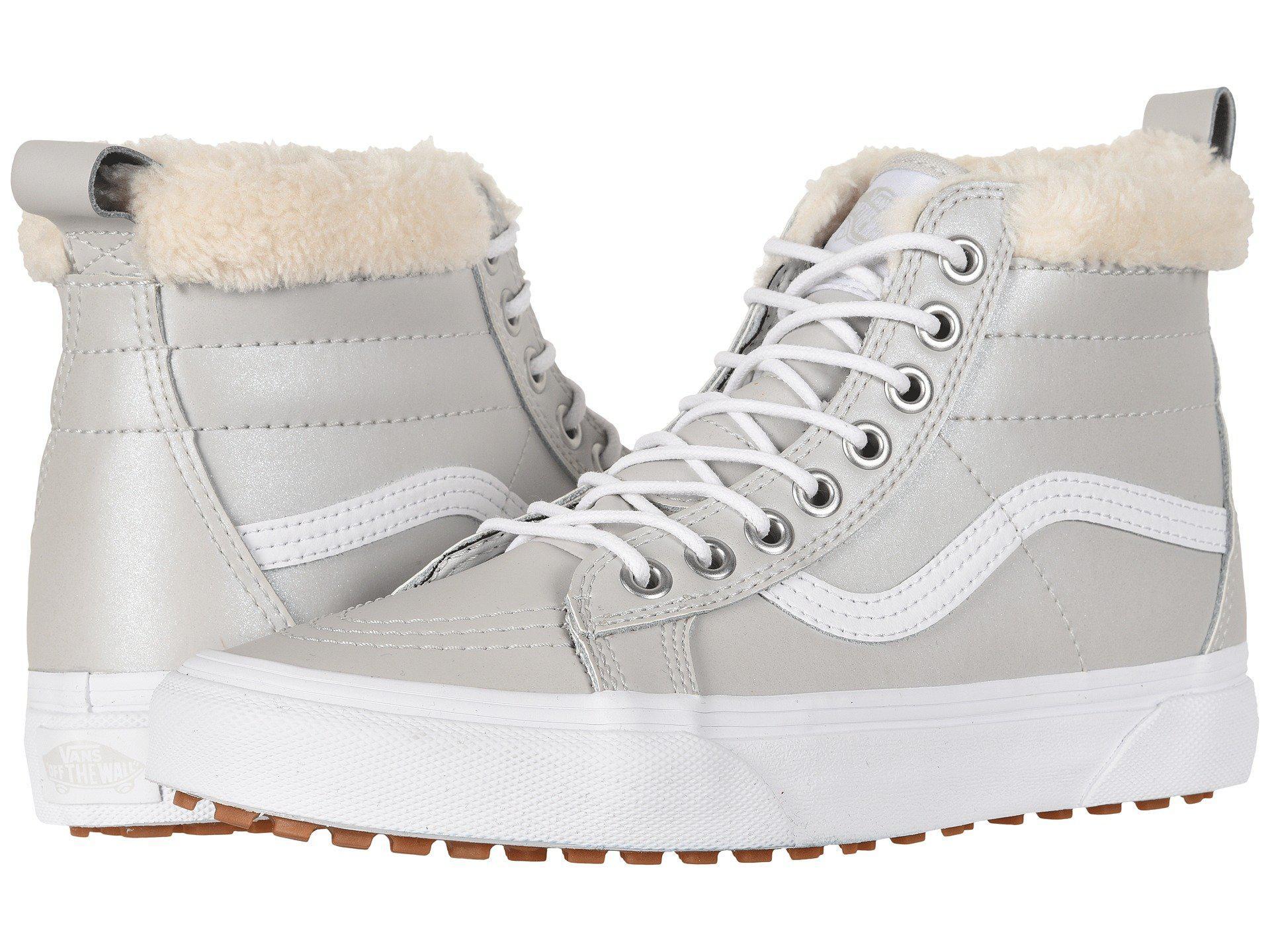 51635370a5 Vans. Women s Metallic Sk8-hi Mte ((mte) Suede chocolate Torte) Skate Shoes