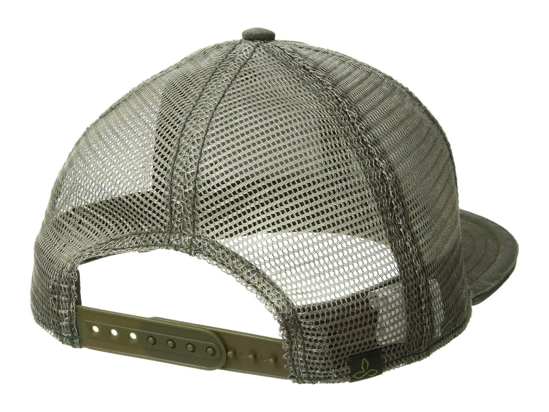 Prana - Karma Trucker Hat (cargo Green) Caps for Men - Lyst. View fullscreen a959f64c2ec0