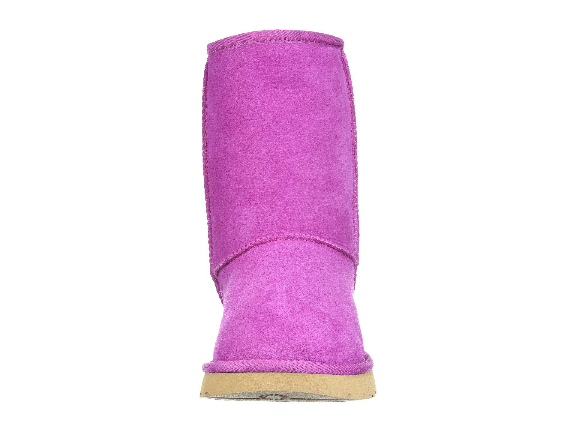 29538505a1f Ugg Multicolor Classic Short Ii (magenta Rose) Women's Boots