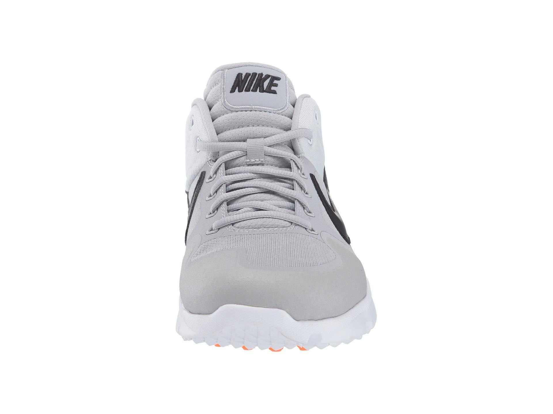 b24c77d9db93a Nike - Gray Alpha Huarache Elite 2 Turf (game Royal white gym Blue. View  fullscreen