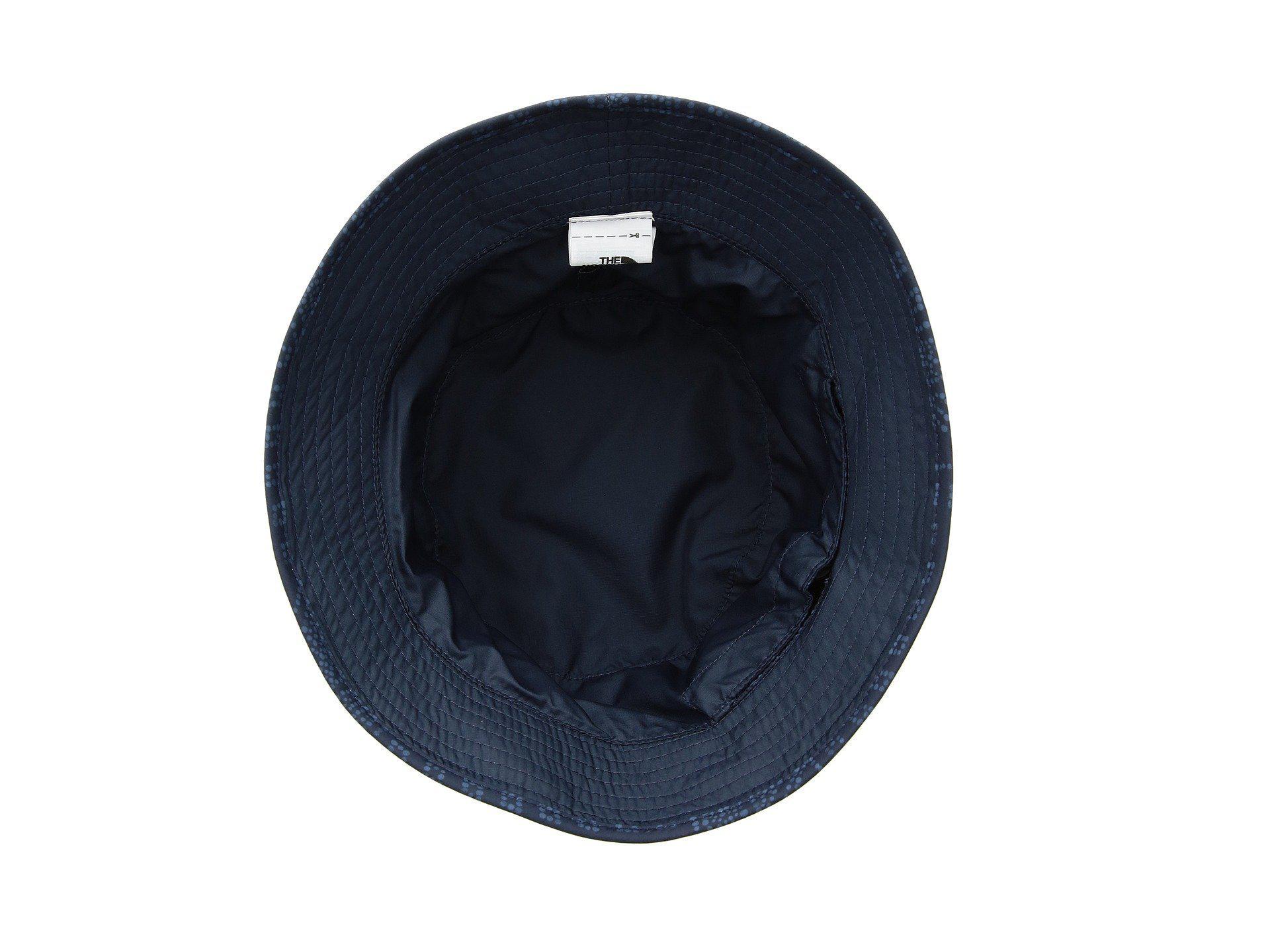 29e9f4799db Lyst - The North Face Sun Stash Hat (grape Leaf) Caps in Blue