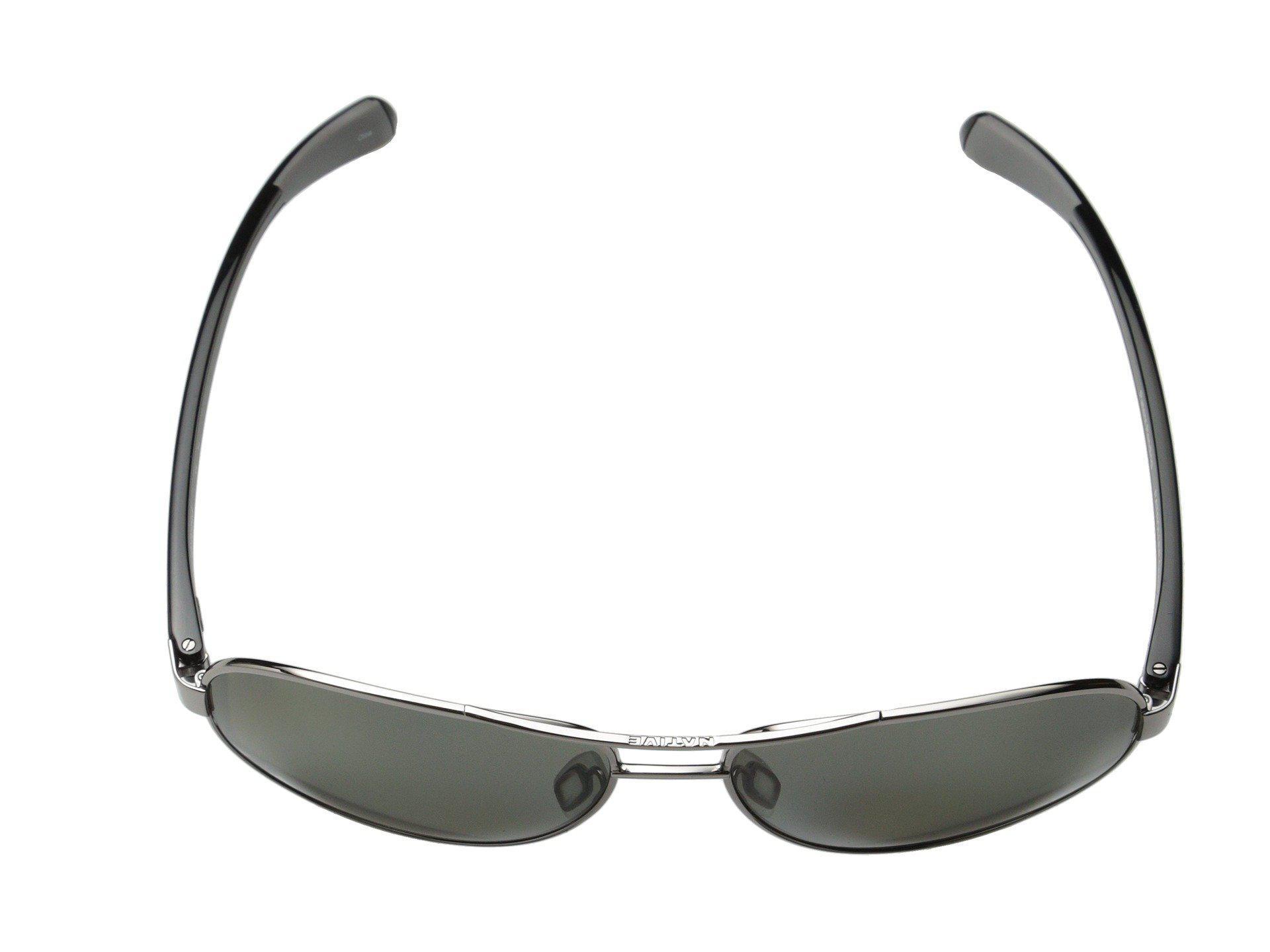 805518b296 Lyst - Native Eyewear Patroller (chrome iron gray) Sport Sunglasses ...