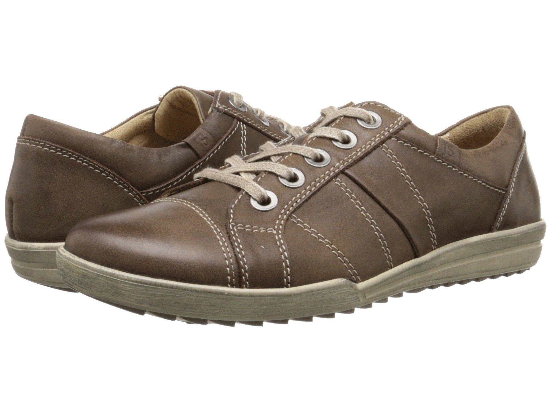 Josef Seibel Leather Dany 05 in Brown