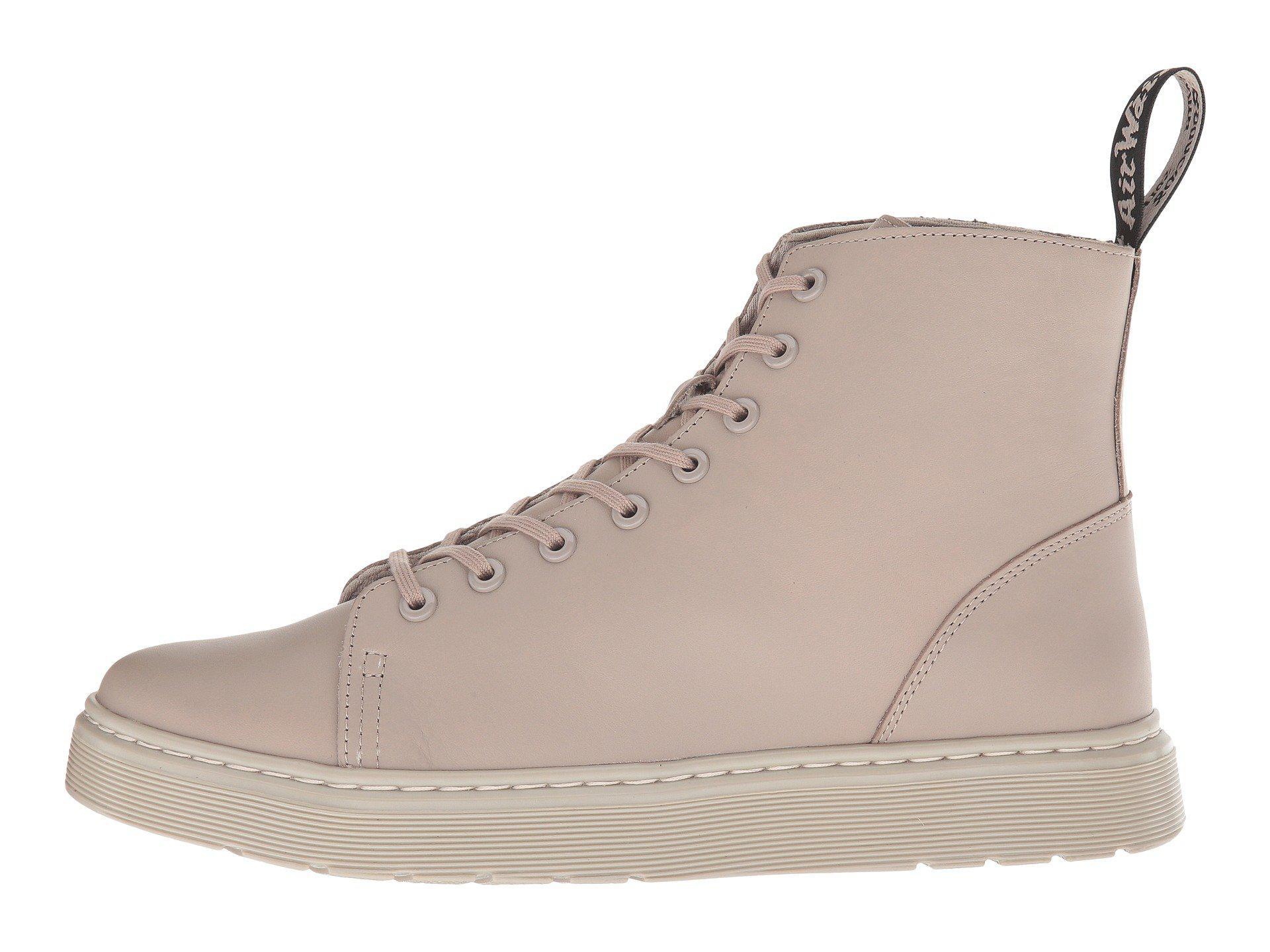 Ruined lonely Equipment  Dr. Martens Leather Talib Sendal (taupe Sendal) Men's Boots in Brown for  Men - Lyst