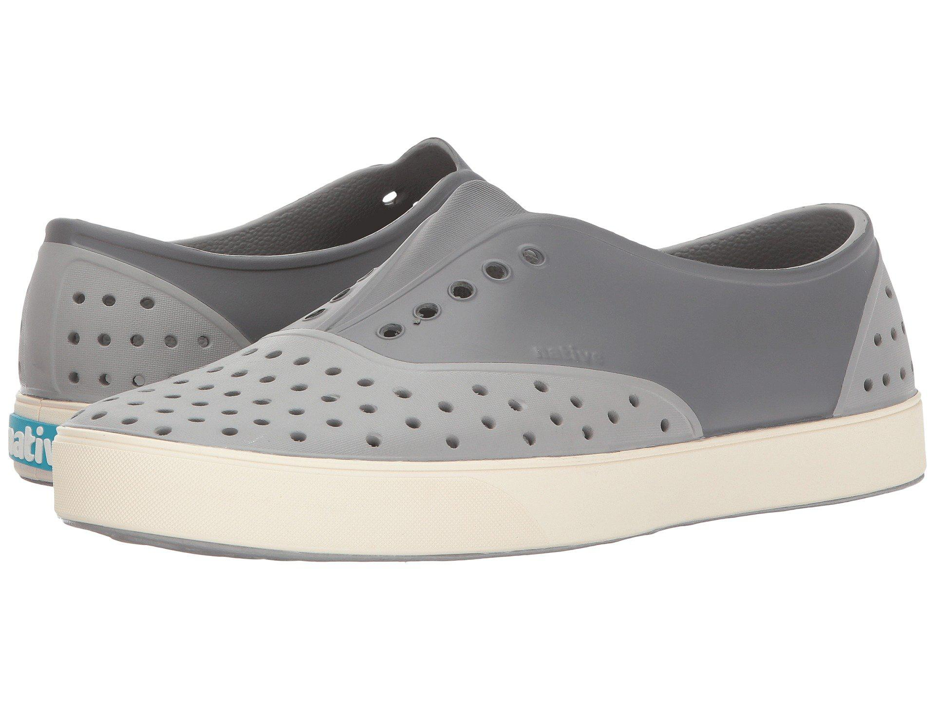 9e9aee4e3 Lyst - Native Shoes Miller in Gray for Men