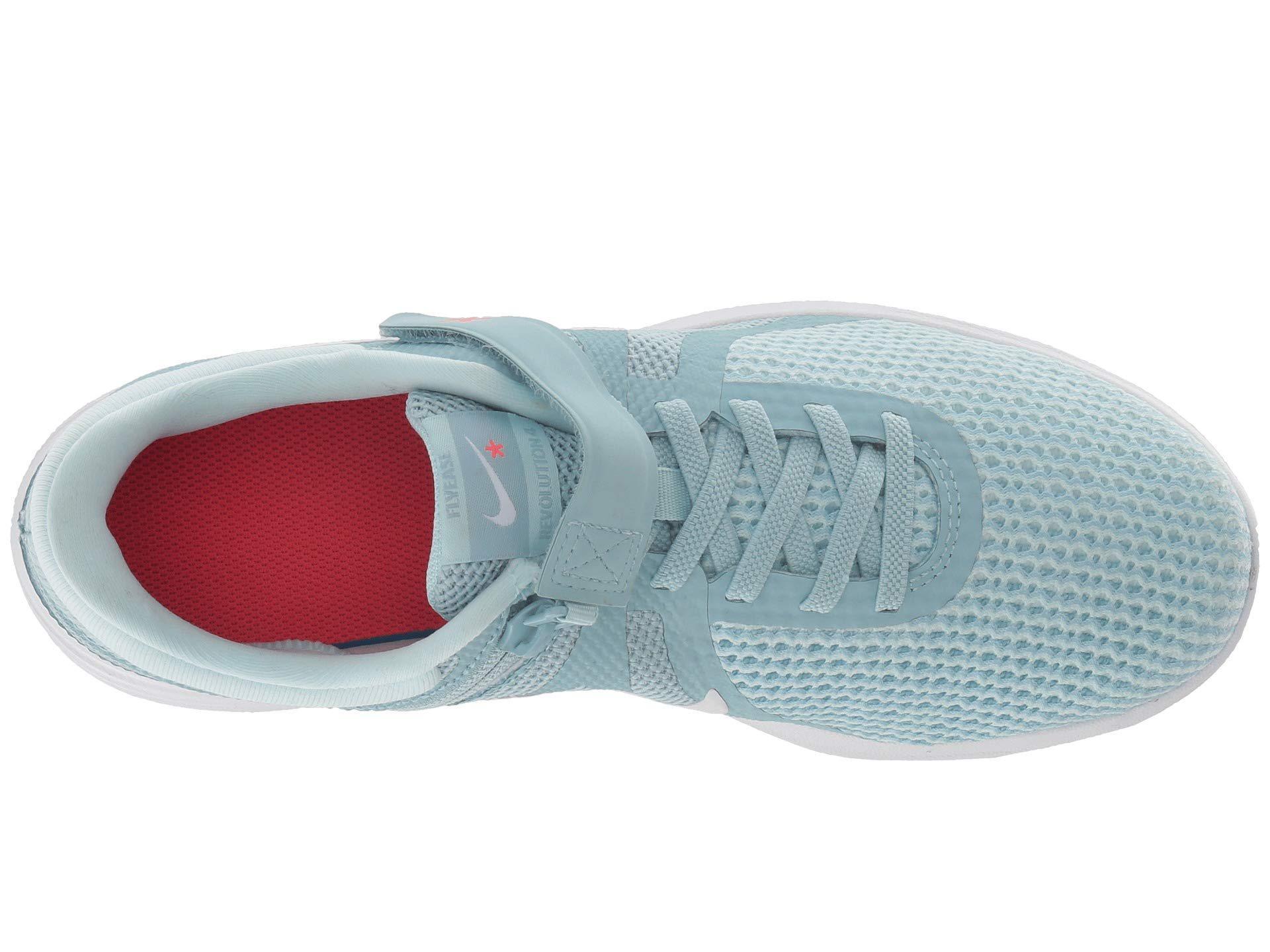 wholesale dealer 57d33 b0287 Lyst - Nike Revolution 4 Flyease (ocean Blisswhiteglacier Bl