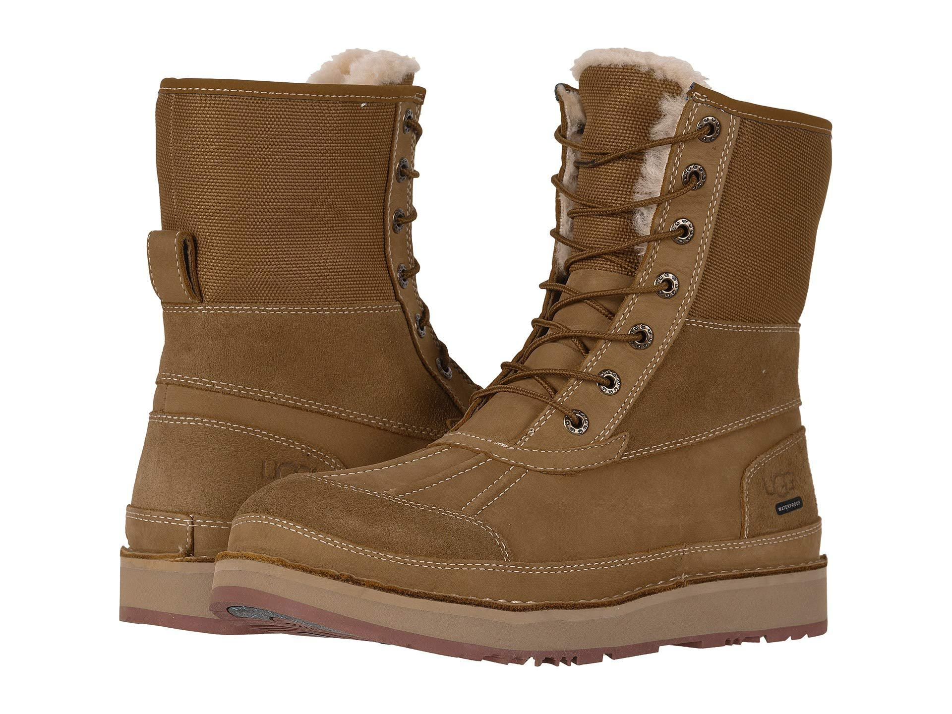 743f35e0667 Brown Avalanche Butte (chestnut) Men's Cold Weather Boots