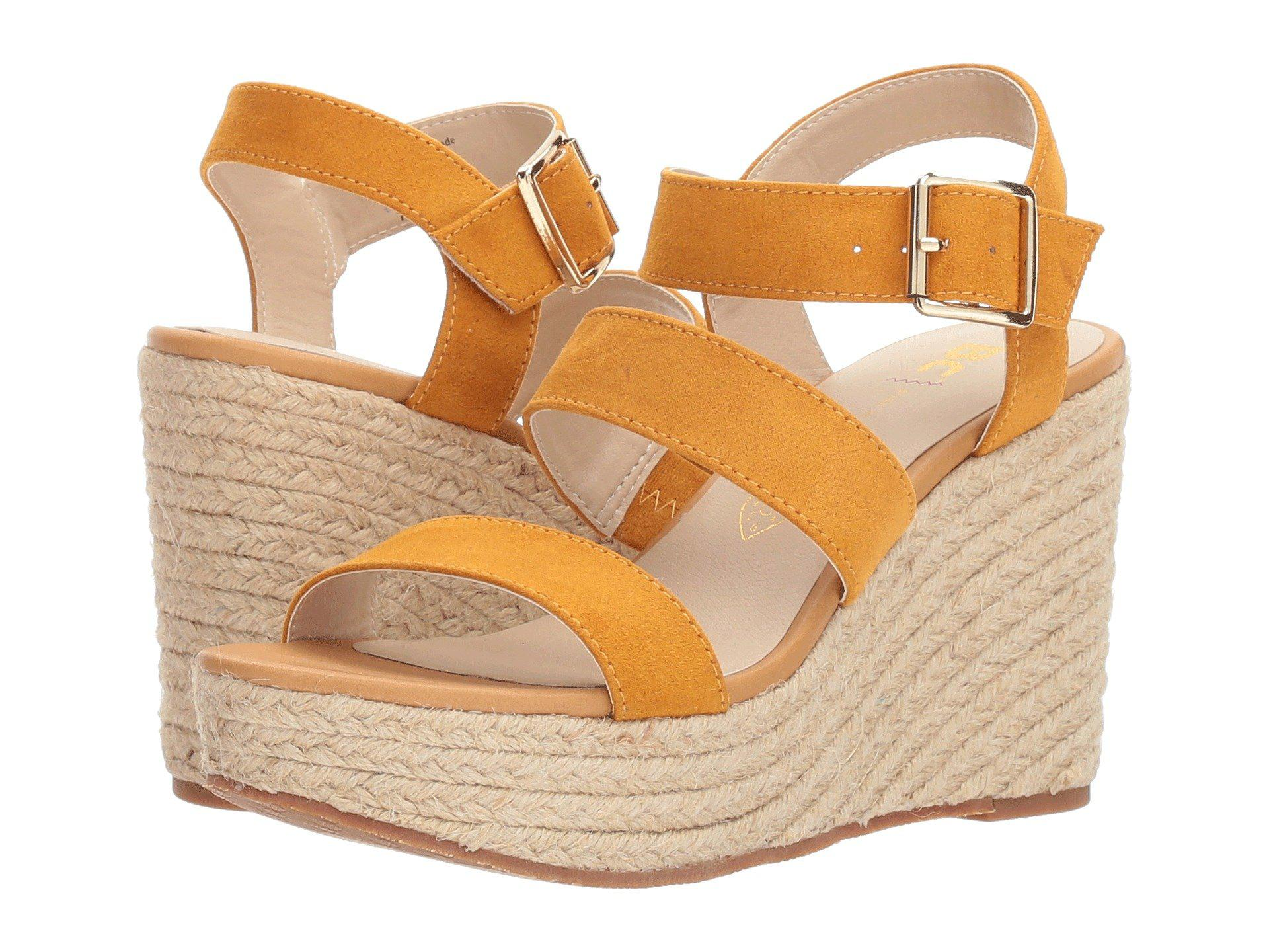 dc96d7ae1d1 Lyst - Seychelles Bc Footwear By Snack Bar (taupe Suede) Women s Sandals