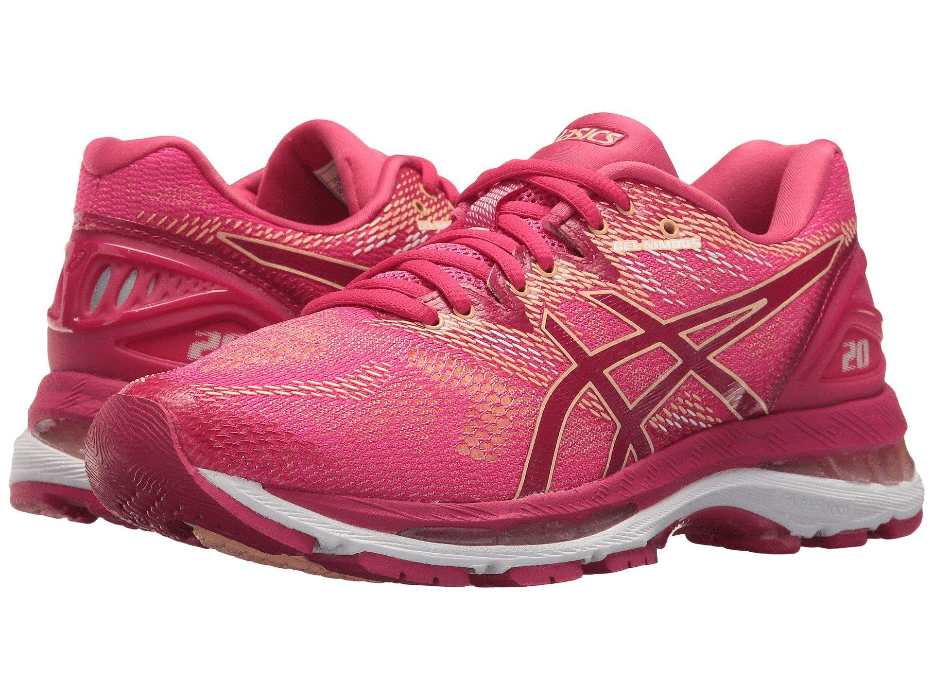 b33c17efff8 Women's Pink Gel-nimbus 20