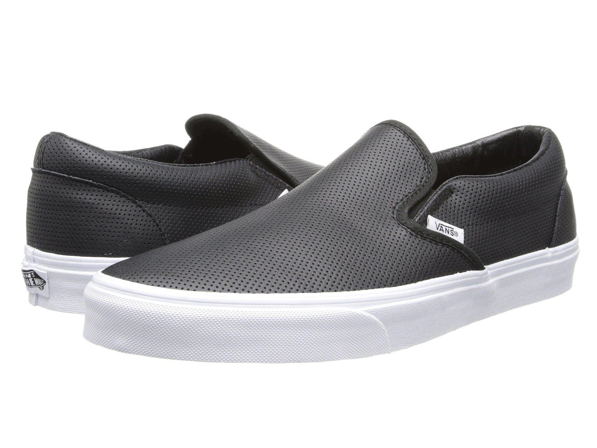 238e37515b Vans - Black Classic Slip-ontm Core Classics (true White (canvas)). View  fullscreen
