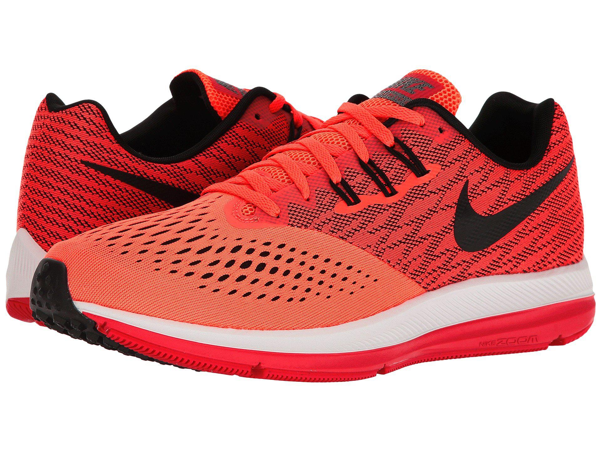 the best attitude ffe44 e73a2 Nike Red Zoom Winflo 4 for men