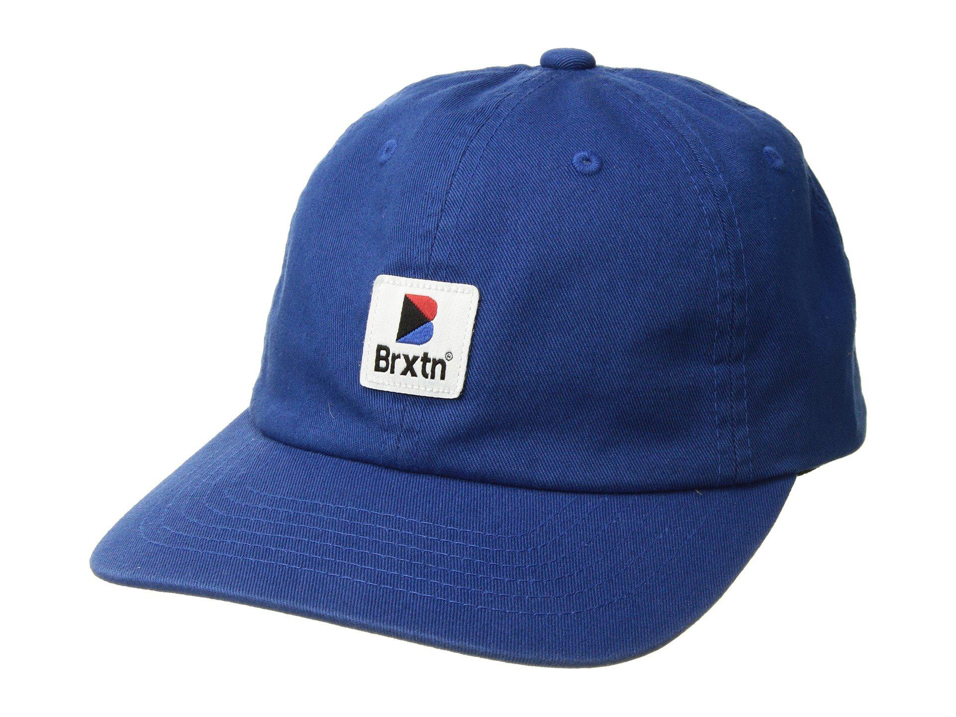 Lyst - Brixton Stowell Mp Cap in Blue for Men 9d11188e336d