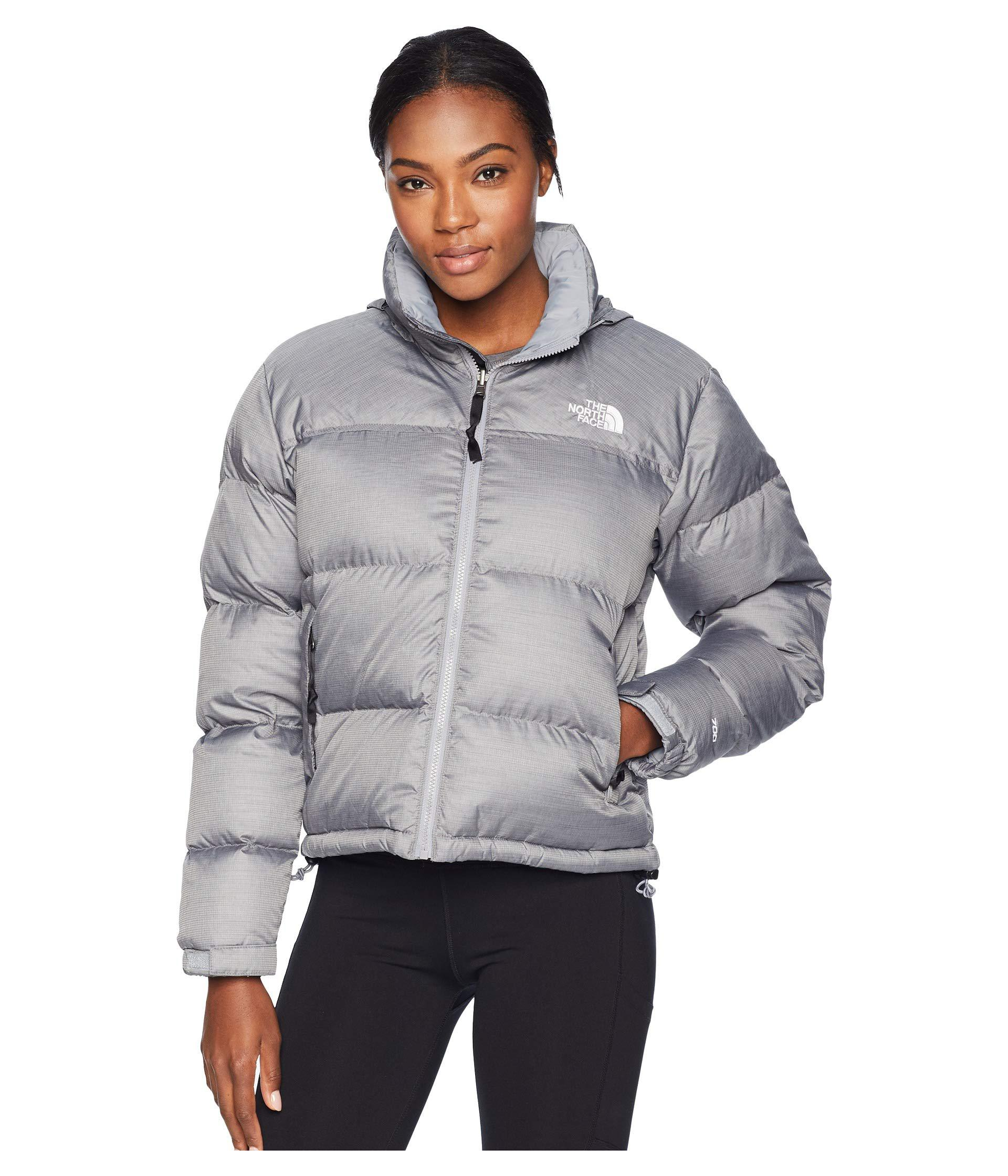 Lyst - The North Face 1996 Retro Nuptse Jacket (tnf Medium Grey ... 9885f12b9
