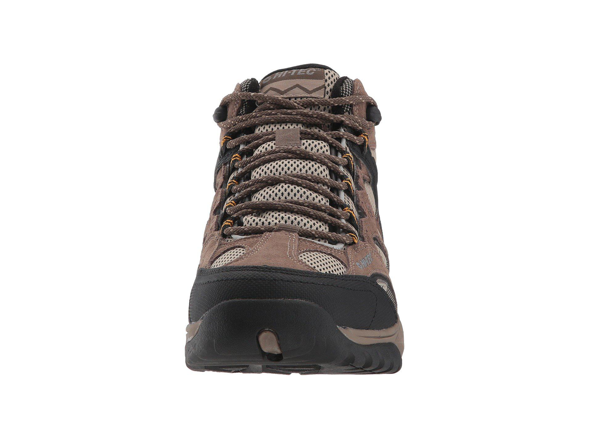 78427ebca4b Hi-tec Brown V-lite Wildfire Mid I Waterproof (taupe/dune/core Gold) Hiking  Boots for men