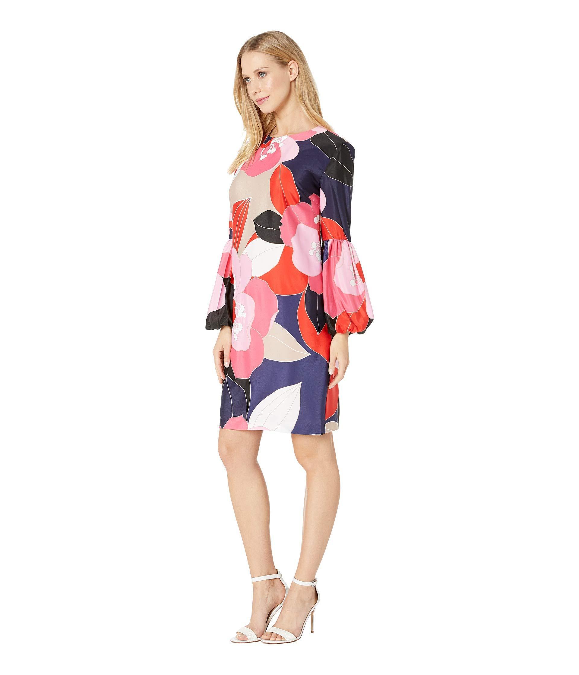 56e2ef2888 Lyst - Trina Turk Sightseeing Dress (multi) Women's Dress in Red