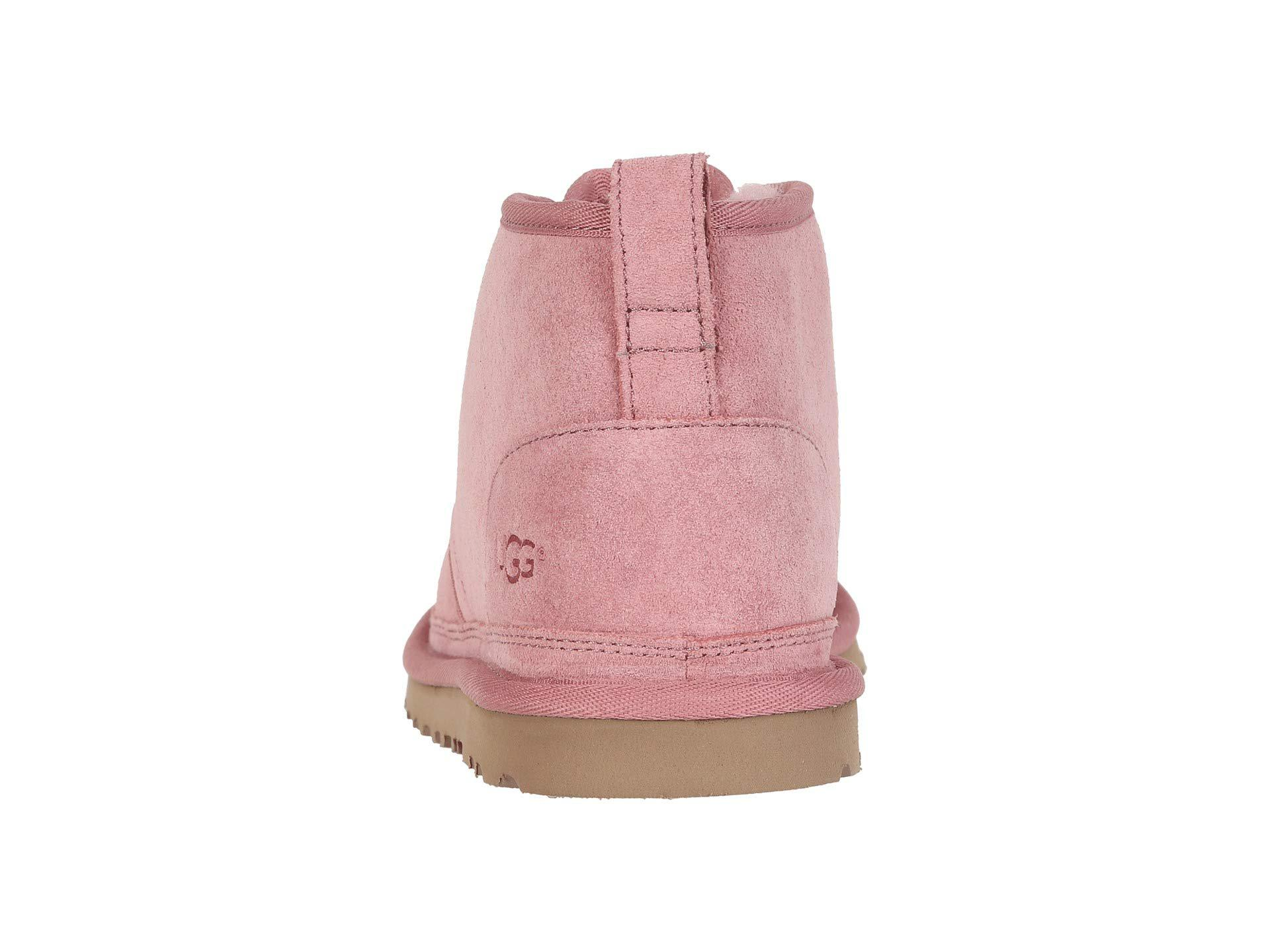 UGG Leather Neumel (seal) Women's Lace
