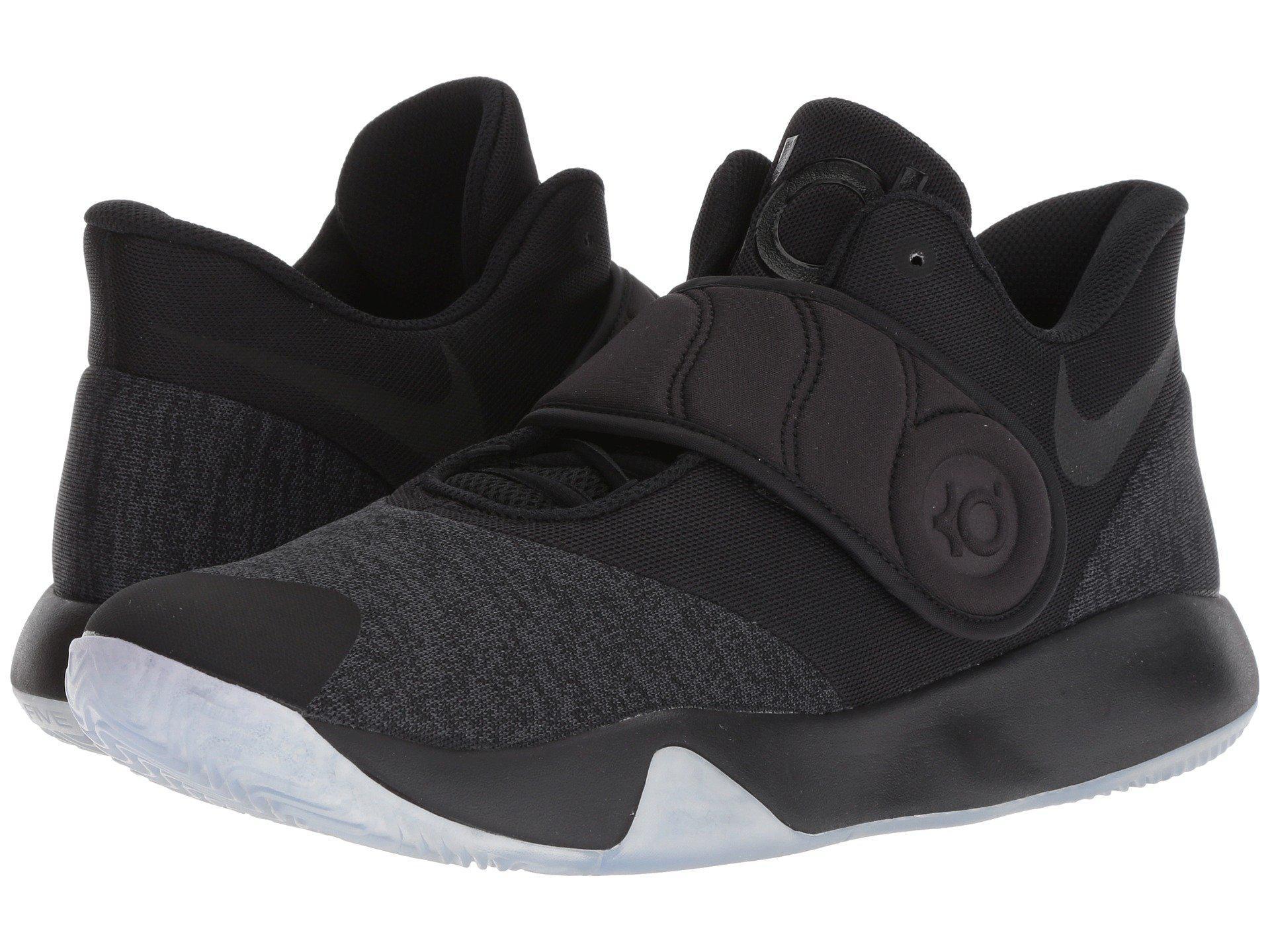 meet 3c300 11814 Nike Kd Trey 5 Vi (black black dark Grey clear) Men s Basketball ...