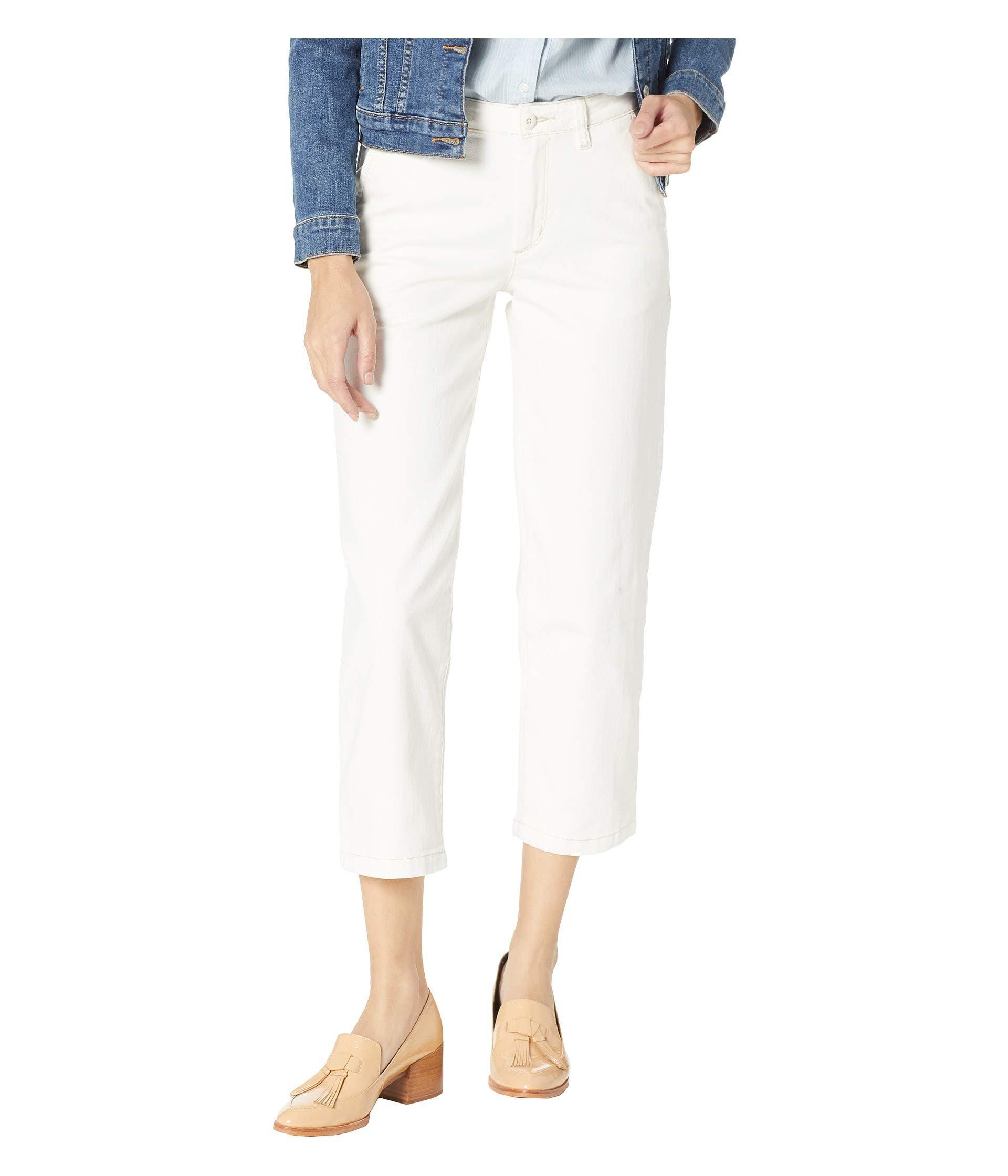 d440aae1046 Lyst - Vans Junction Pants (marshmallow) Women s Casual Pants in White