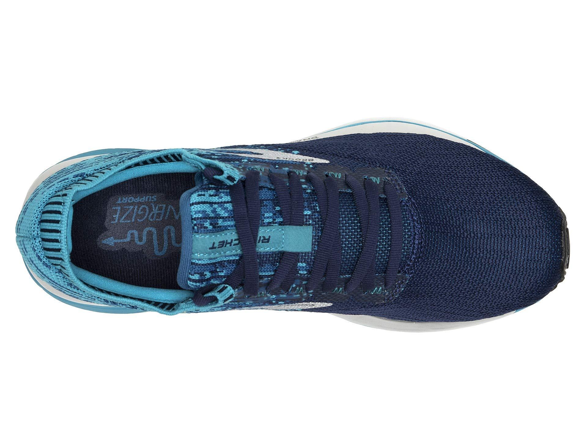 5799fe6f77a Brooks - Blue Ricochet (purple lilac navy) Women s Running Shoes - Lyst.  View fullscreen