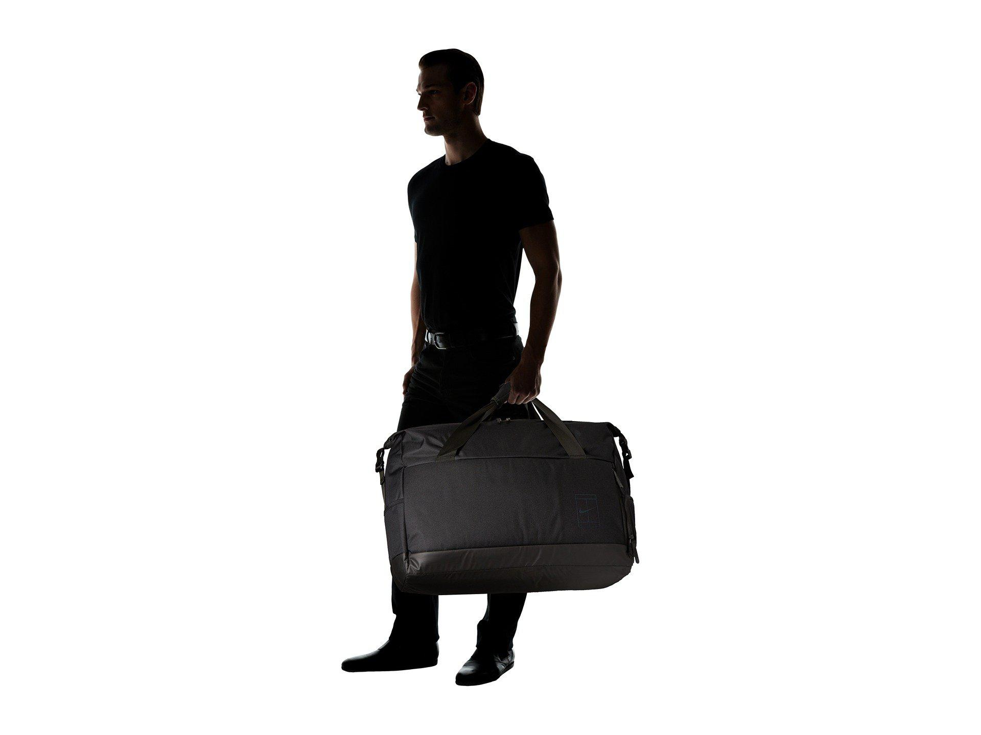 Nike - Court Advantage Tennis Duffel Bag (black black anthracite) Duffel  Bags. View fullscreen 192ac40ab2