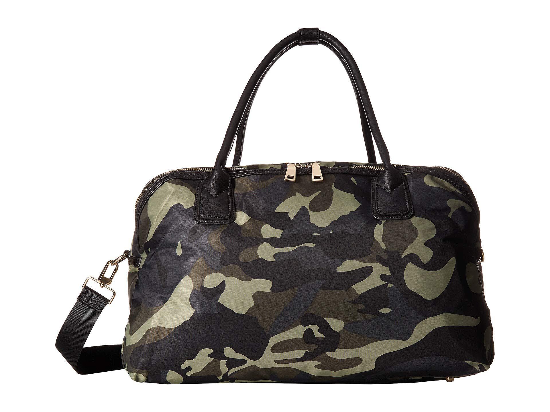 Sol And Selene Women S Black Secret Weapon Camo Handbags