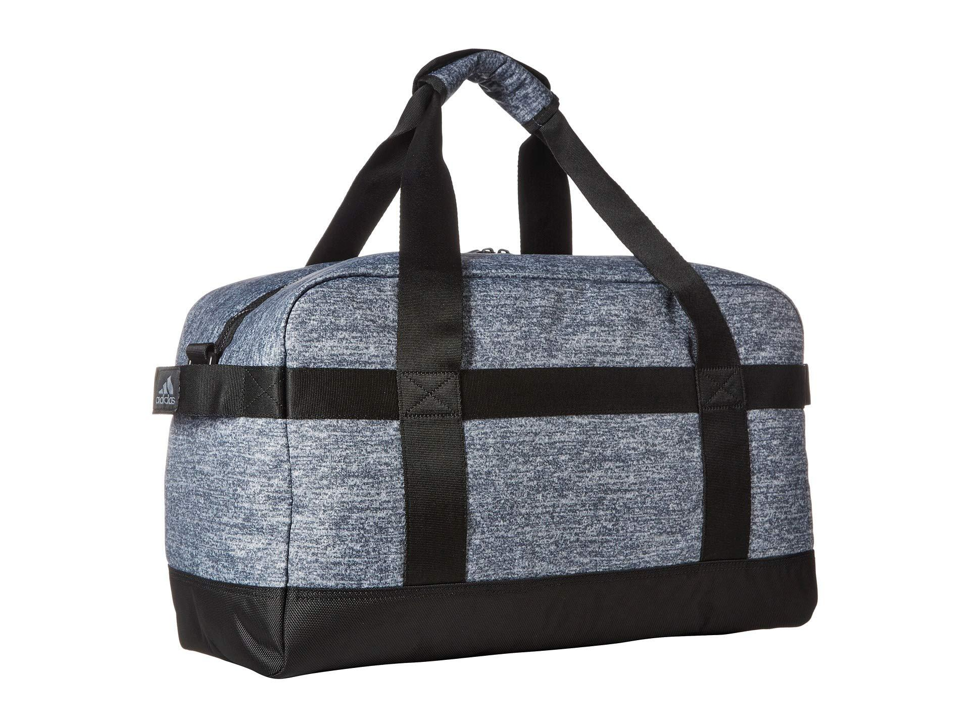 Adidas Convertible Training Duffel Bag M raw whiteblack