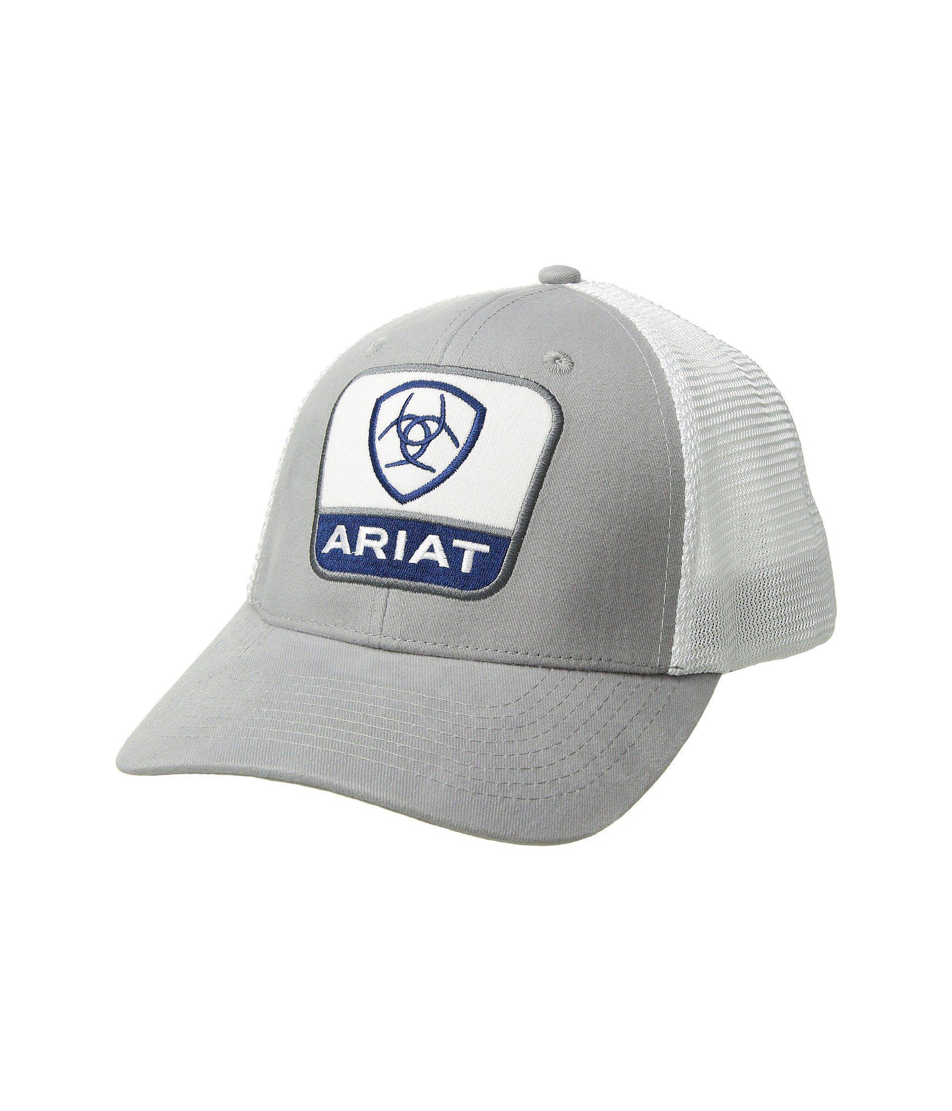 9c98d535b Men's Gray Logo Shield Patch Snapback Cap (grey) Caps