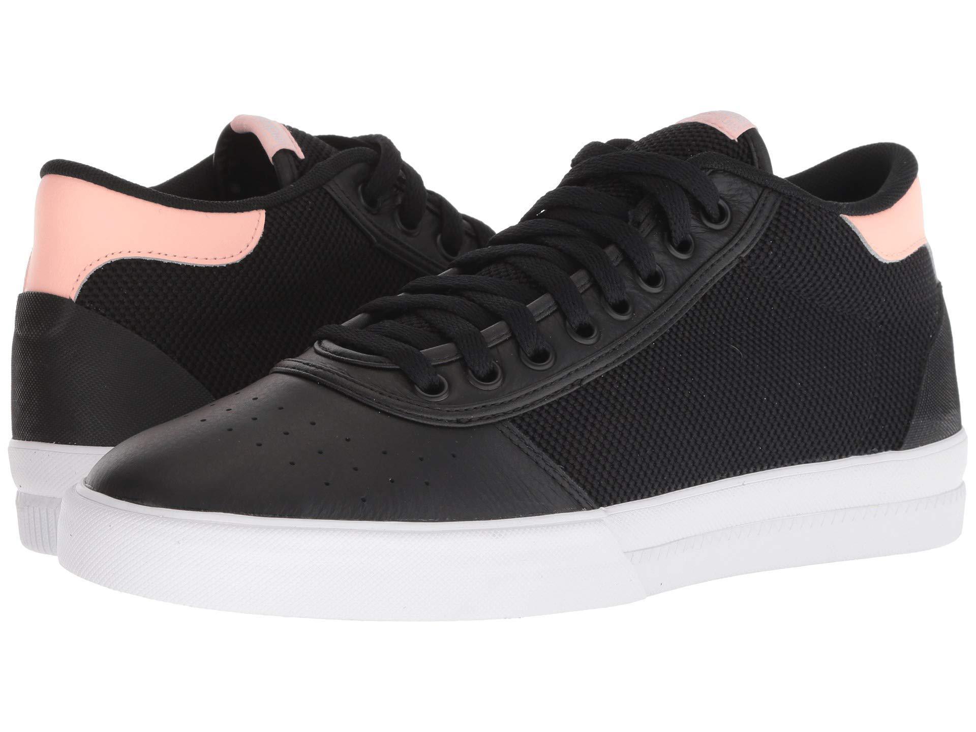 5de583b39af25 Lucas Premiere Mid (white/white/green) Men's Skate Shoes