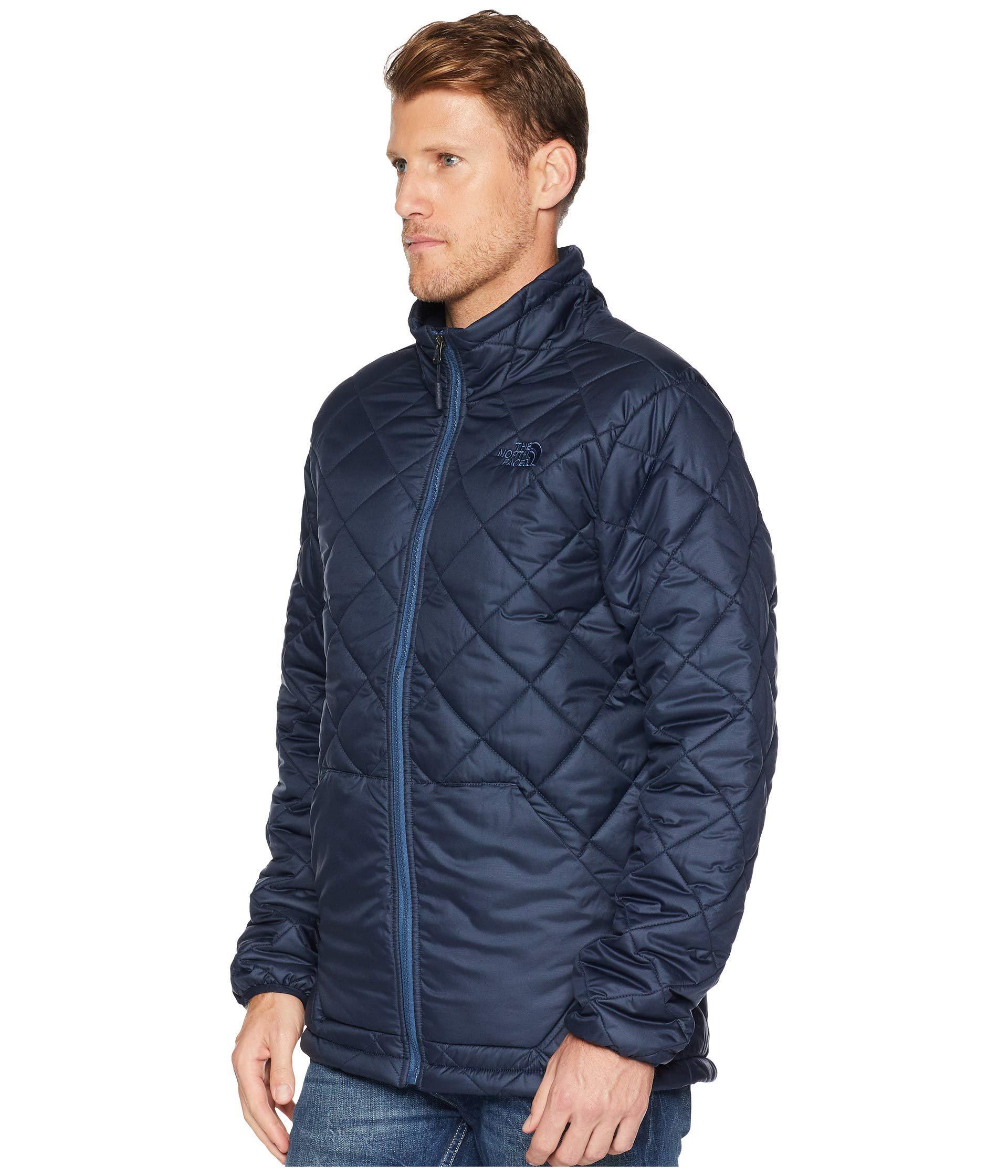 The North Face Synthetic Cervas Jacket (urban Navy) Men's ...
