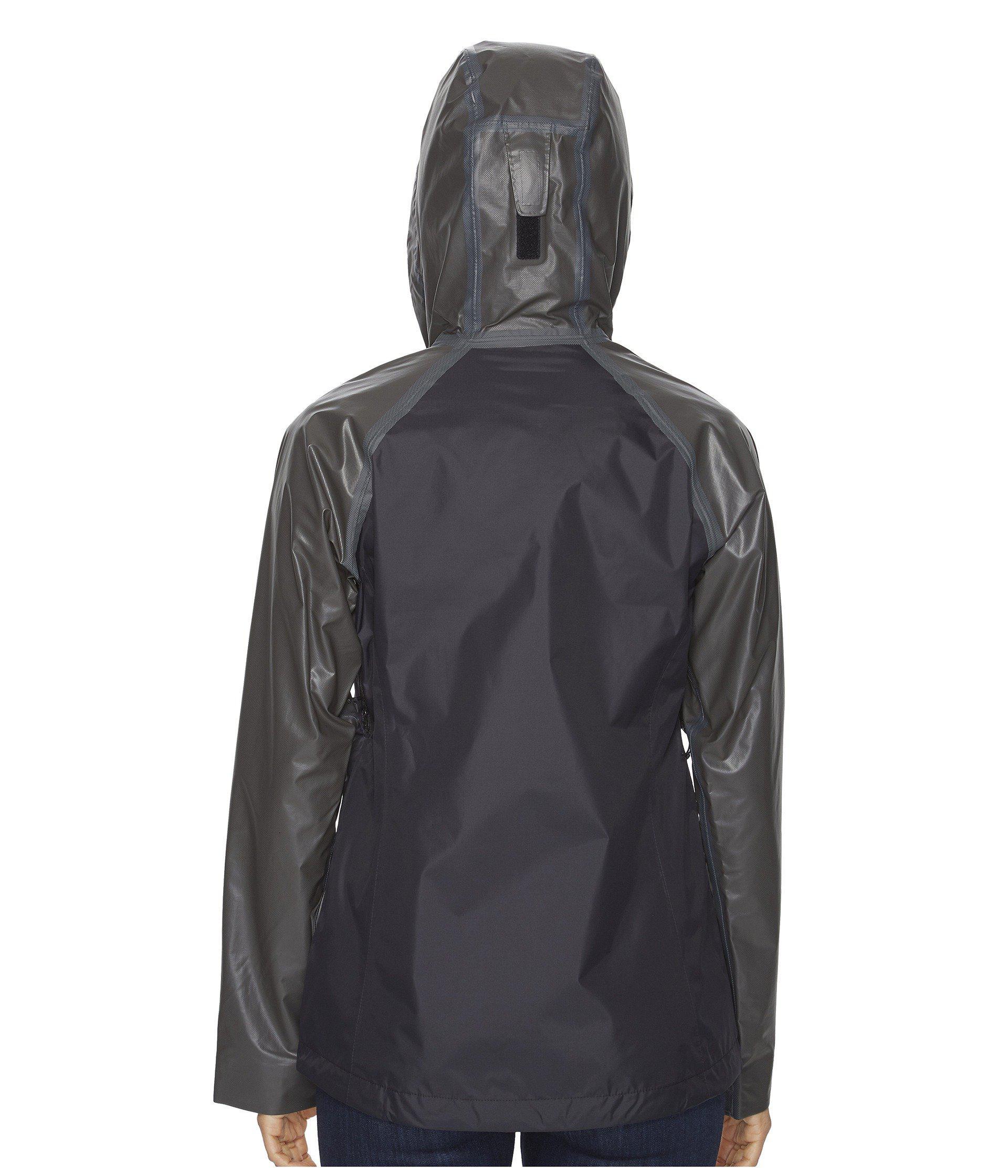 fc921465192 Columbia - Outdry Hybrid Jacket (black) Women s Coat - Lyst. View fullscreen