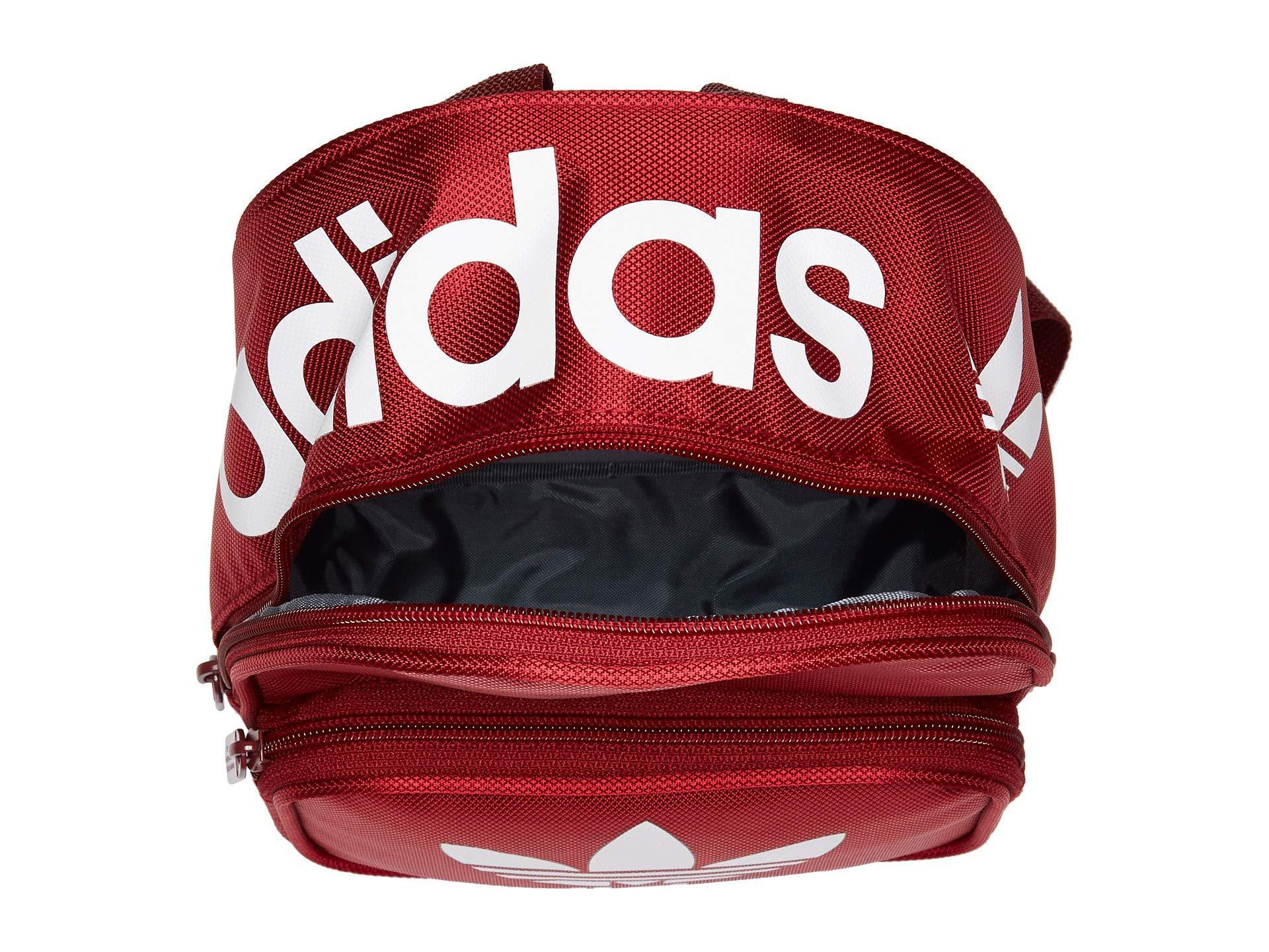 68d546fdf adidas Originals Originals Santiago Mini Backpack (collegiate ...