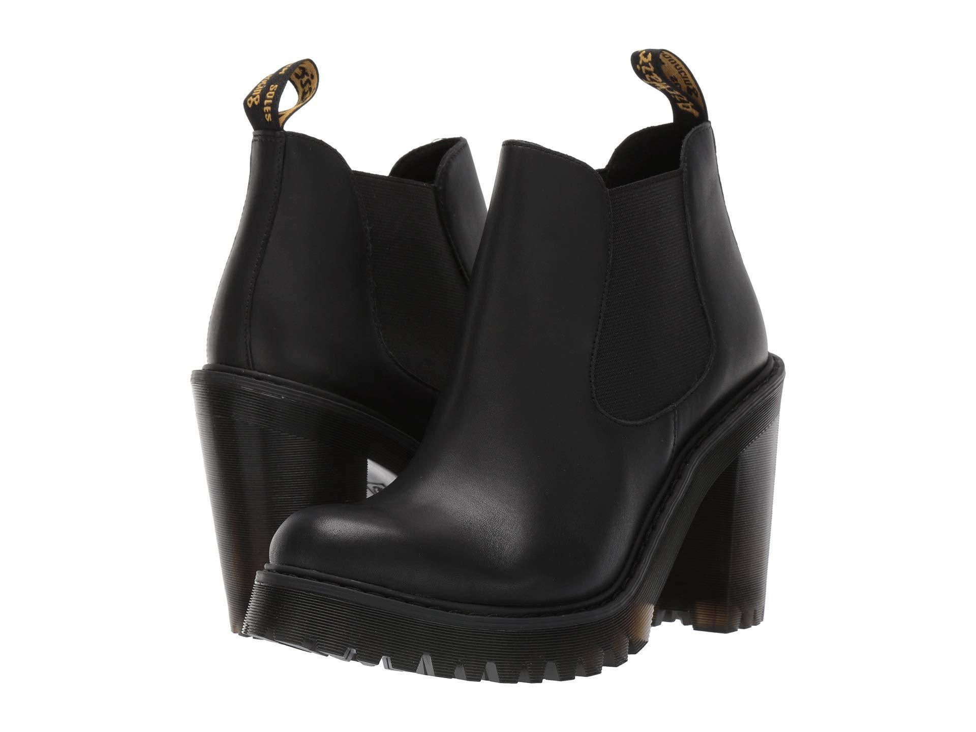Dr. Martens. Black Hurston Seirene (cherry Red Arcadia) Women s Boots 2abf85e8f3