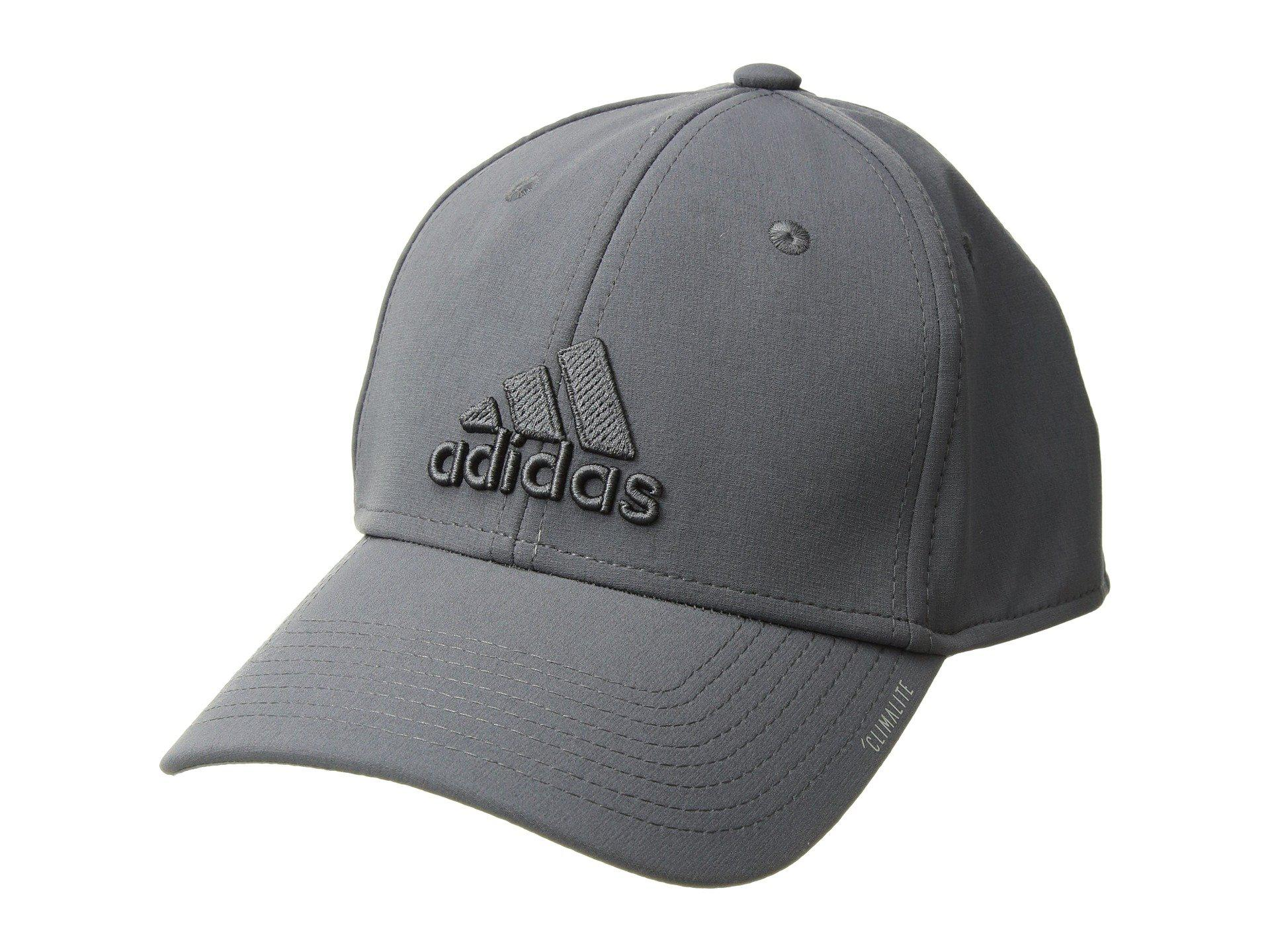 d8646a4caa8 Lyst - adidas Gameday Stretch Fit Cap (collegiate Royal white) Caps ...