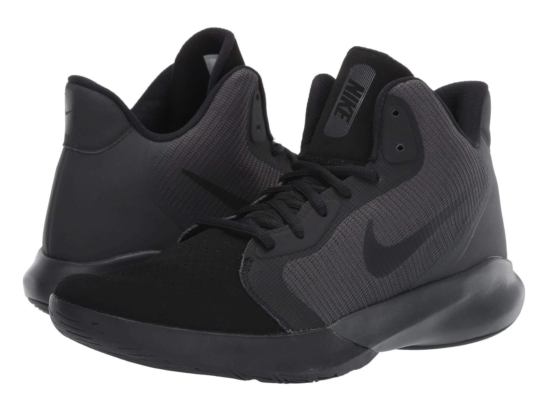 Nike Rubber Precision Iii Nbk in Black