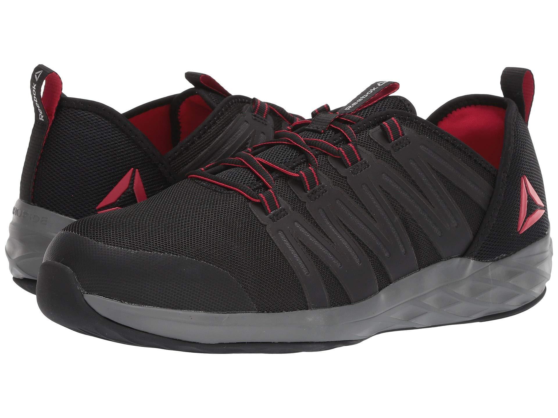 Lyst - Reebok Astroride Work (black dark Grey) Men s Work Boots in ... 8e08d3ad2