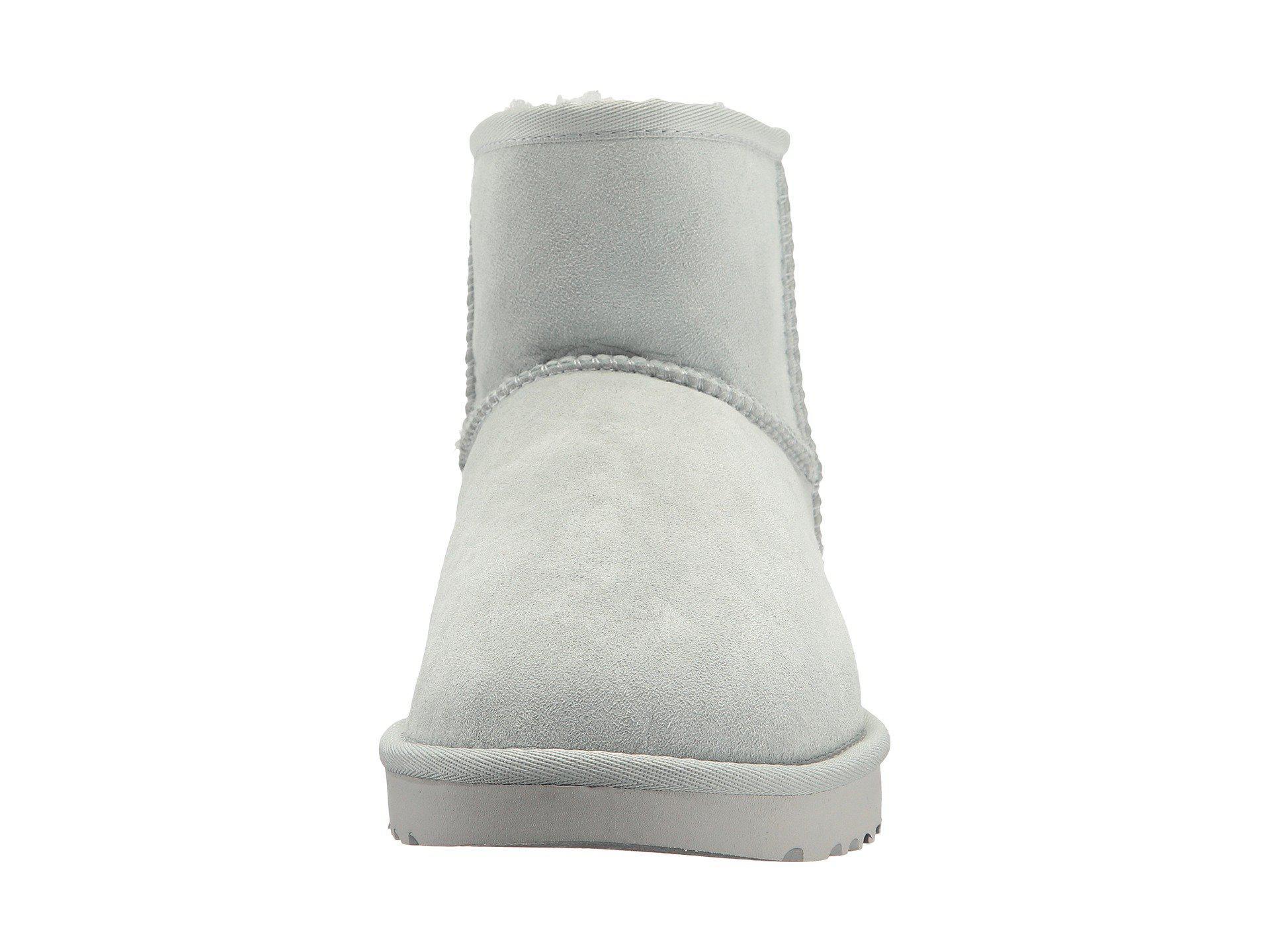 8d17c8870a7 Ugg Multicolor Classic Mini Ii Metallic (iceberg) Women's Boots