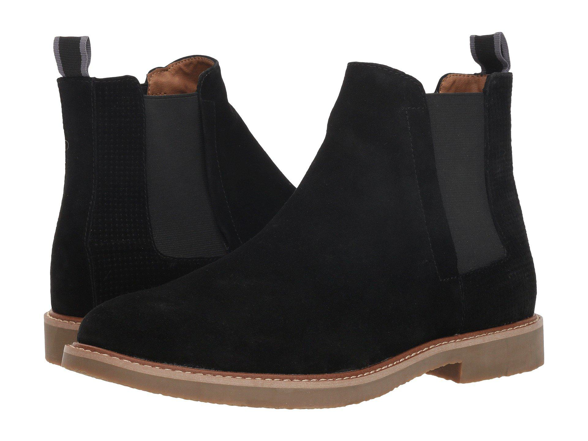 cb42ea2bfe2 Black Highlyte (taupe Suede) Men's Shoes