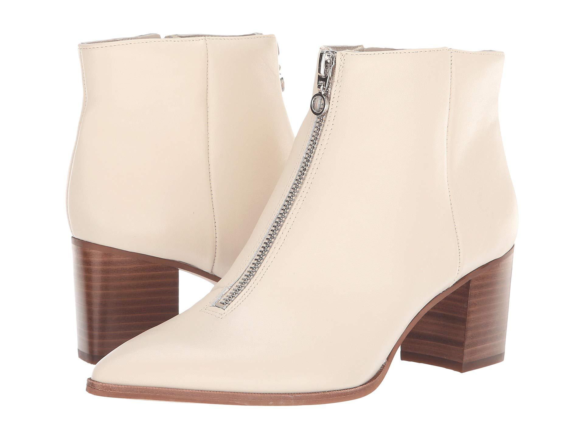 fce3f7a7a09 Lyst - Sole Society Desiray (cream) Women s Boots in Natural