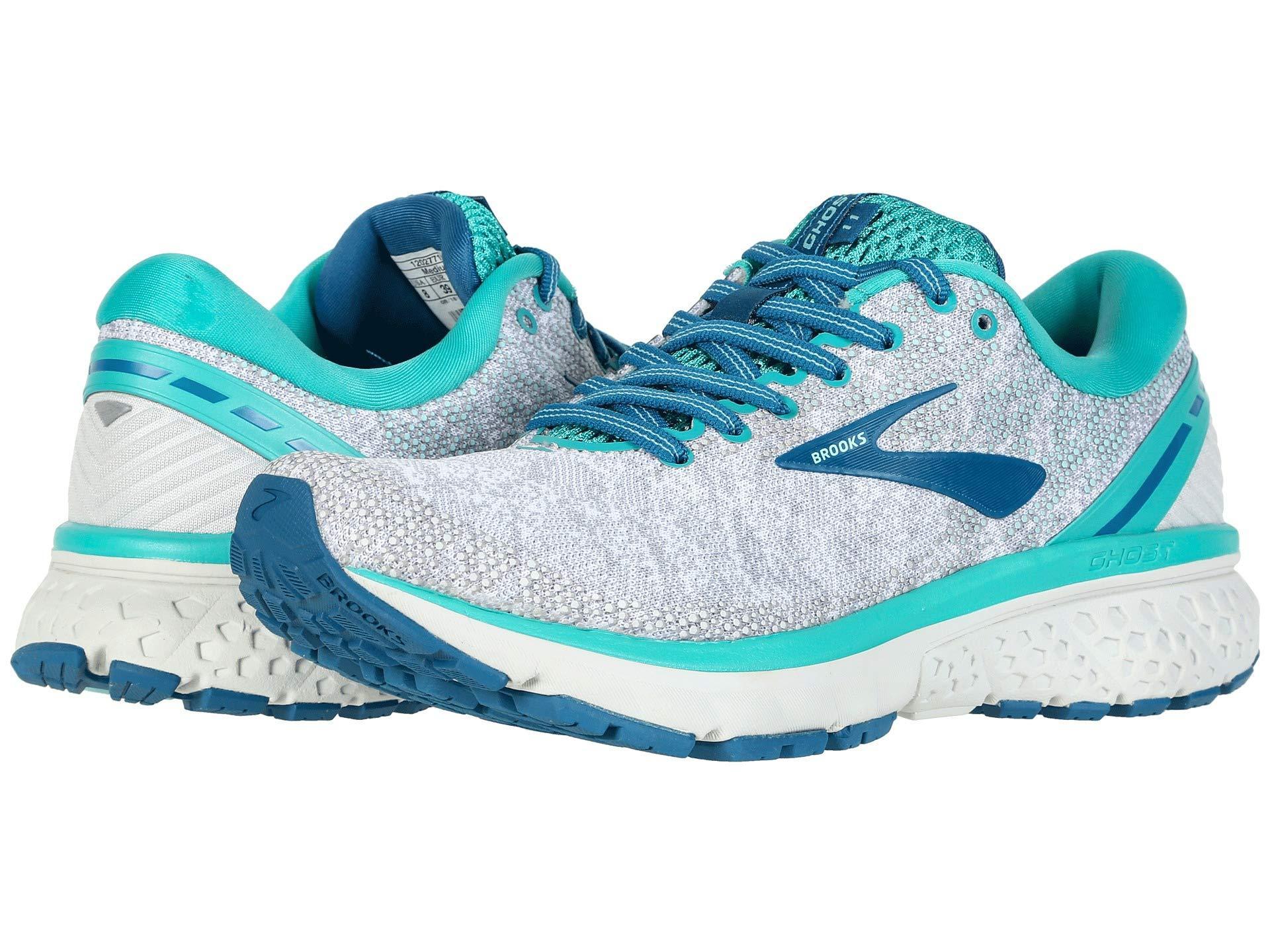 bc9330e1d69 Brooks - Blue Ghost 11 (ebony oyster wild Aster) Women s Running Shoes.  View fullscreen