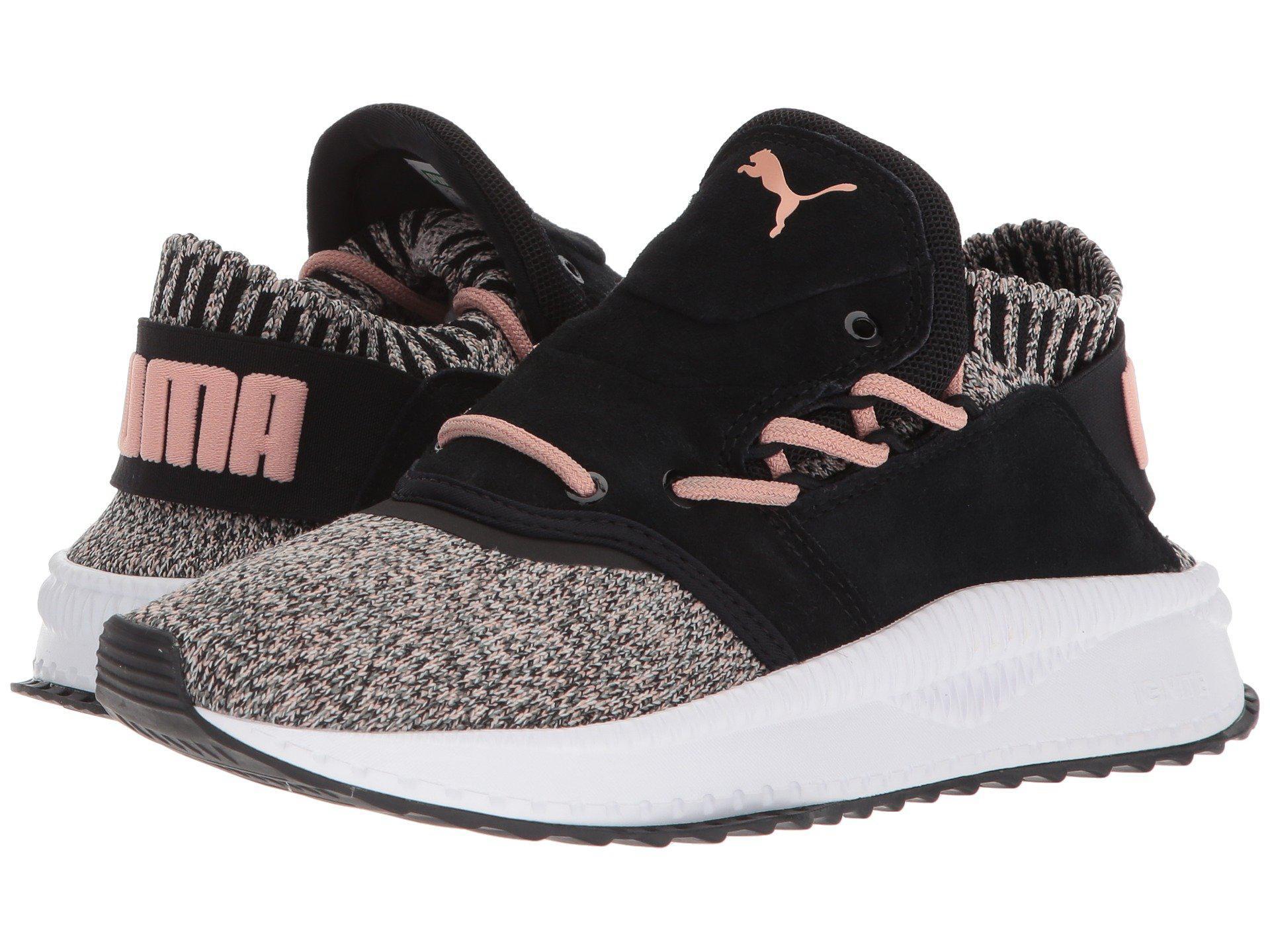 49ebe321e3e7 Lyst - Puma Tsugi Shinsei Evoknit Wn Sneaker in Black - Save ...