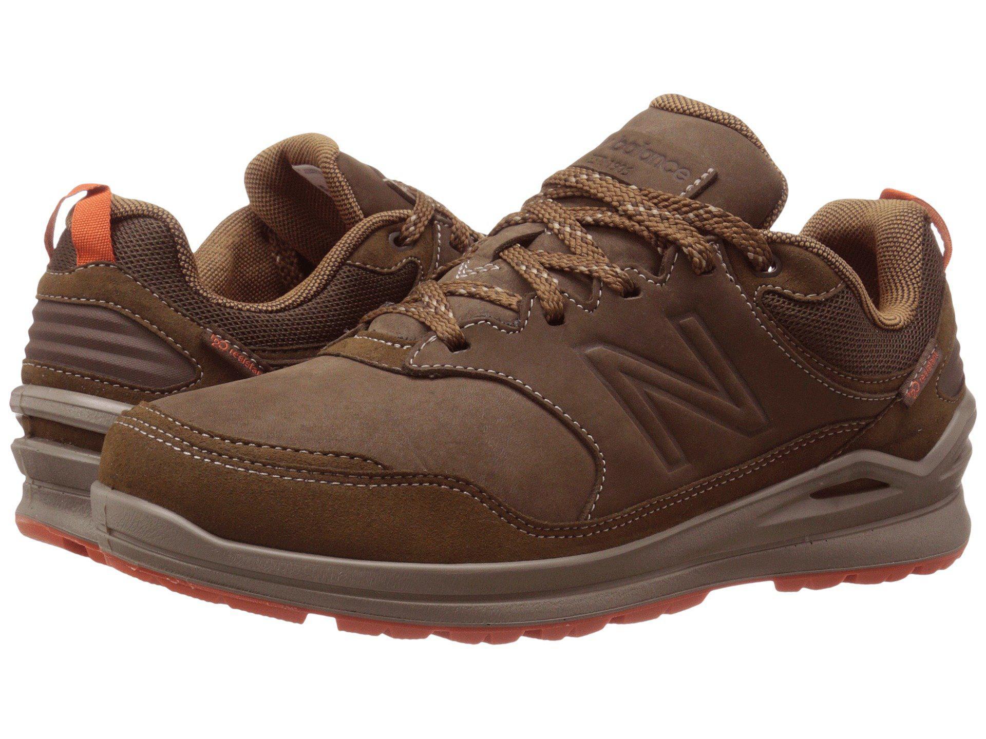 Leather Mw3000 Trail Walking Shoe