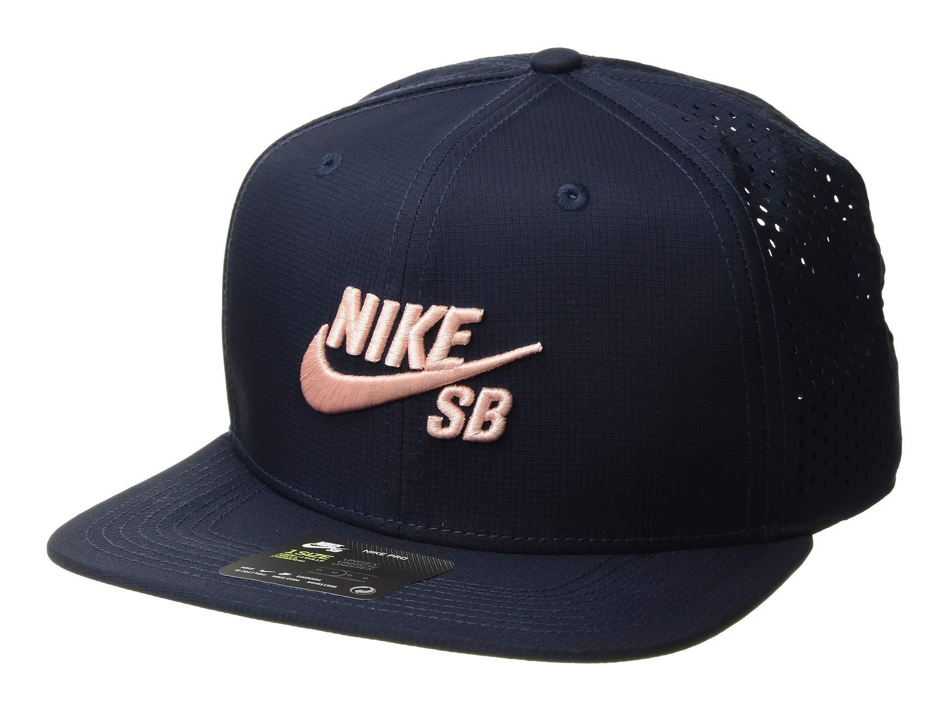 c428e93ad90 Lyst - Nike Performance Trucker Hat (black black black white) Caps ...