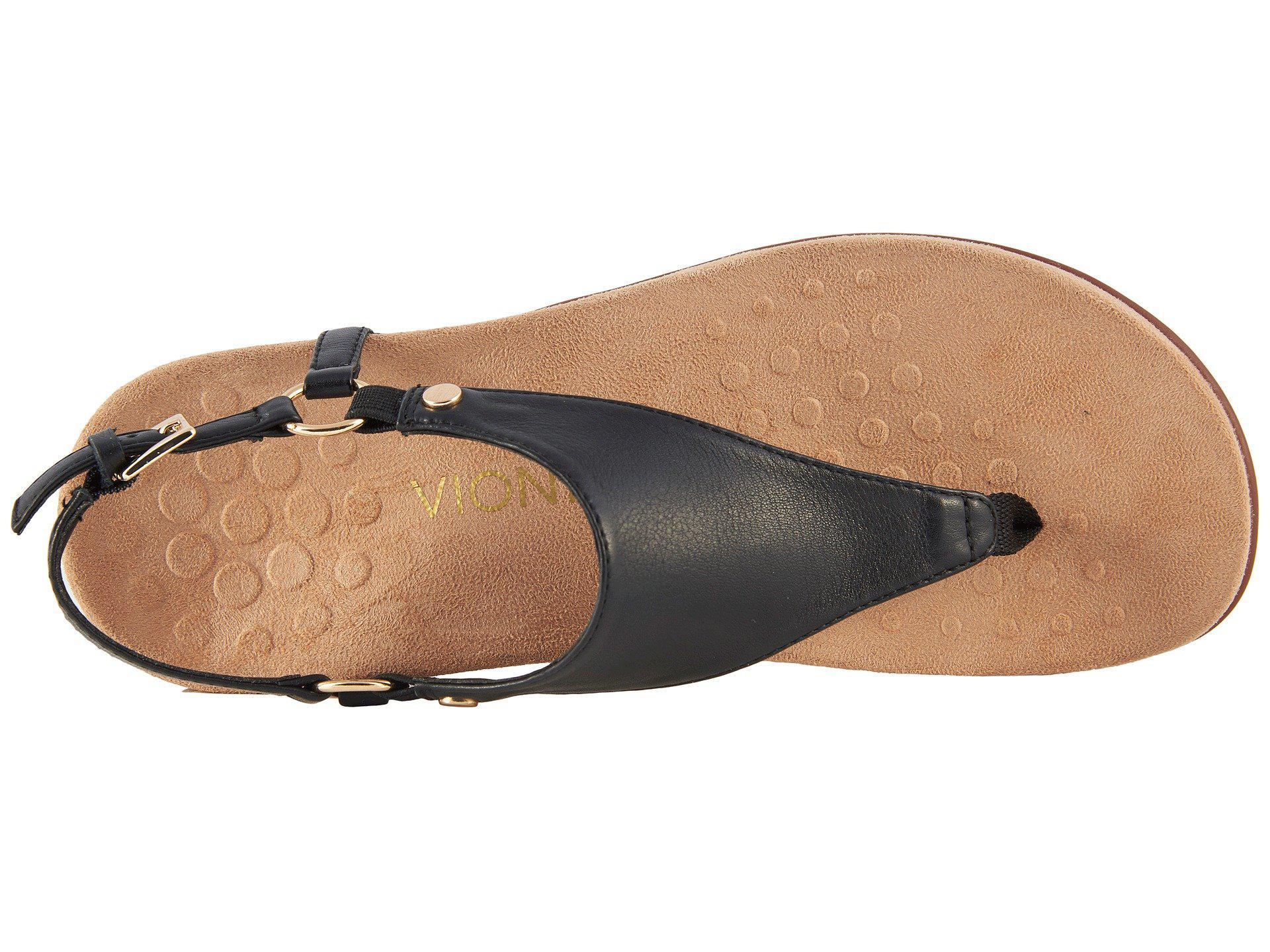 75273d587f8 Lyst - Vionic Kirra (black) Women s Sandals in Black