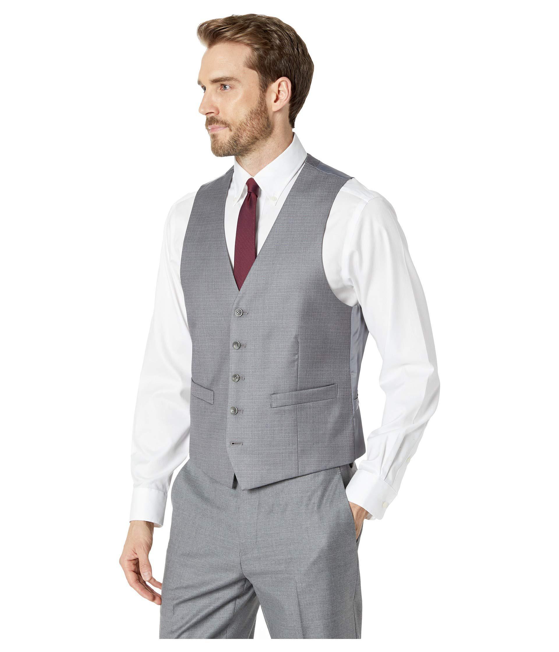 Techni,cole Stretch Suit Separate Vest