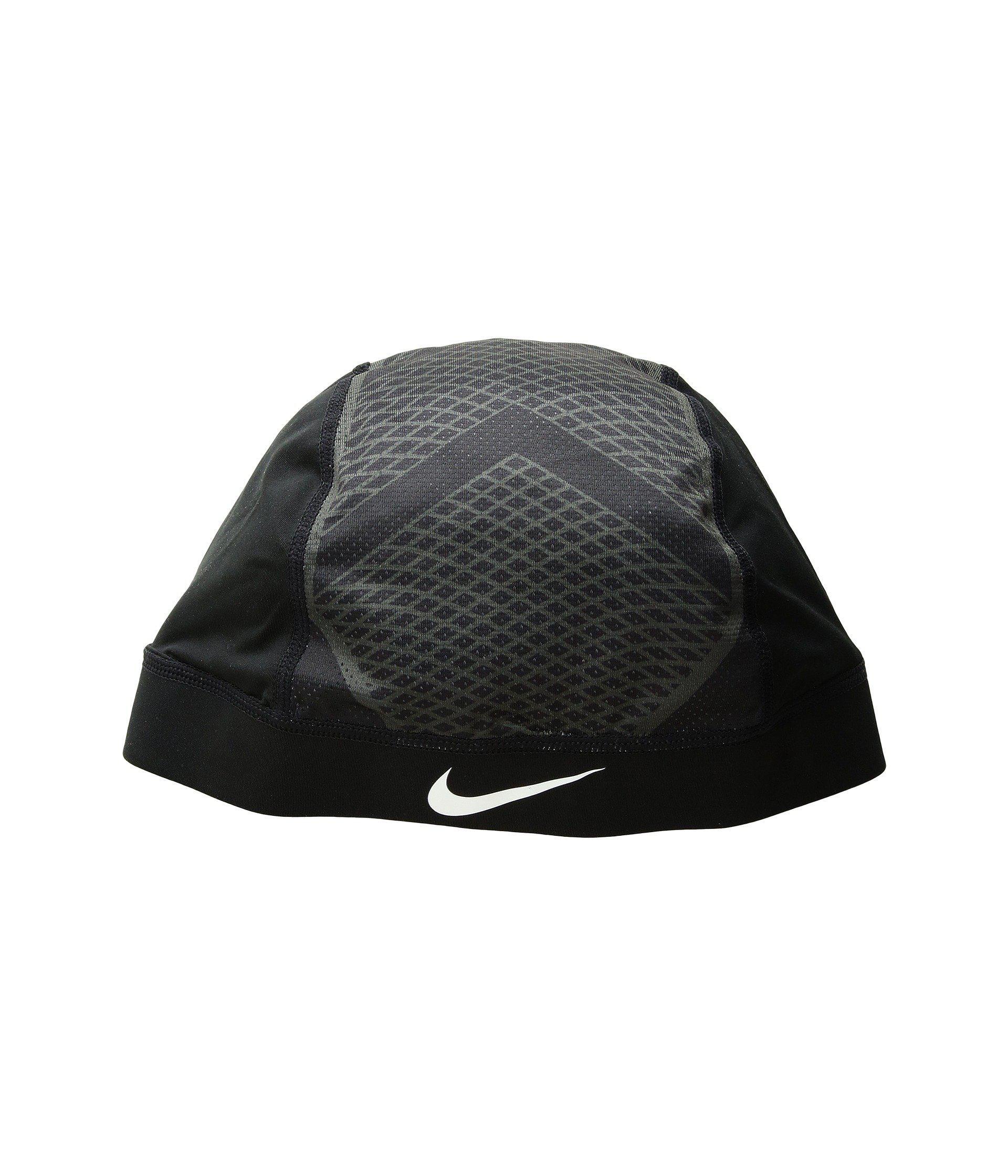 f3de1582c8ad6 Nike Pro Hypercool Vapor Skull Cap 4.0 (black dark Grey white) Caps ...