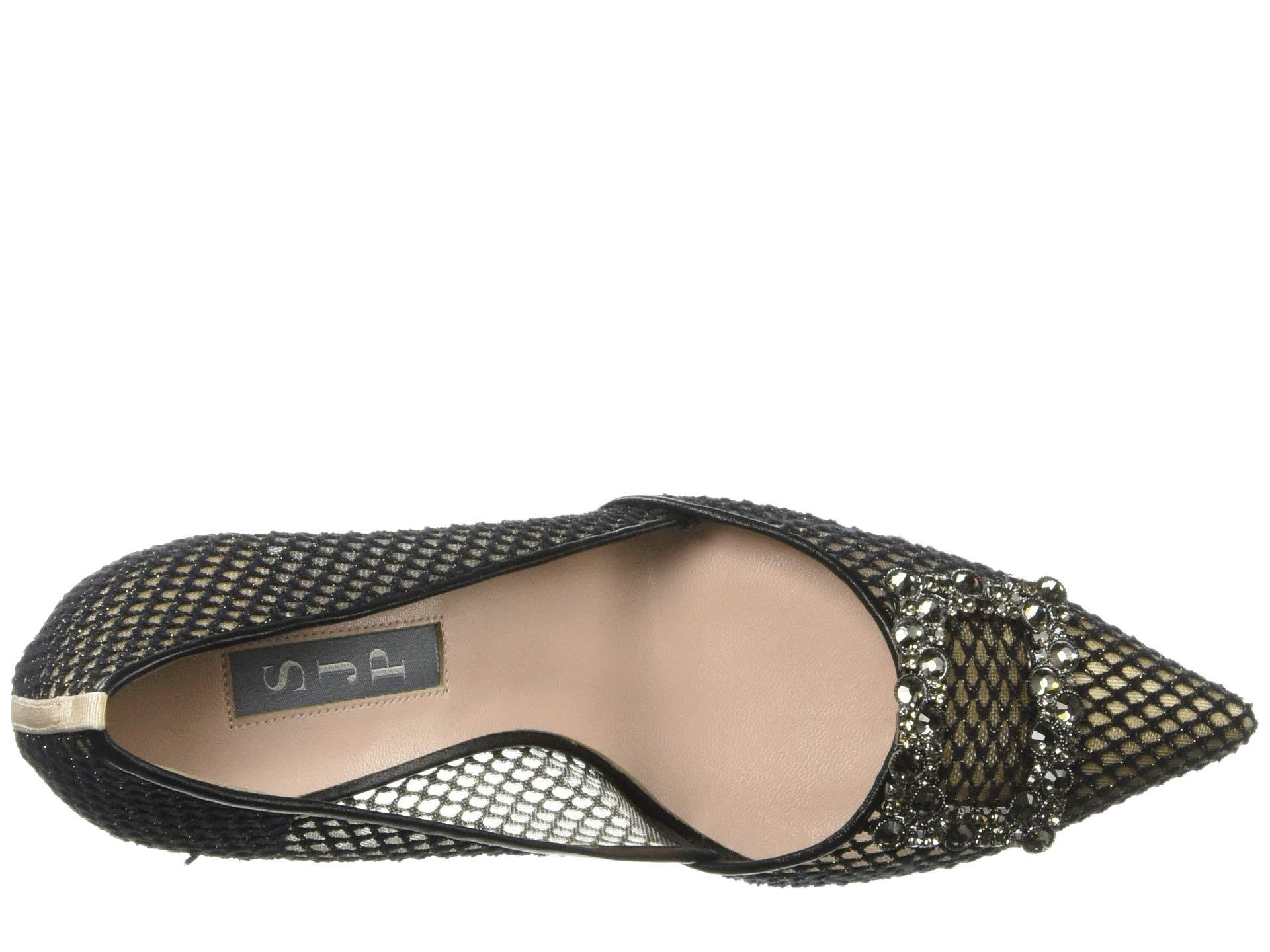 e2c2de890bc5 SJP by Sarah Jessica Parker - Windsor (black Habana Mesh) Women s Shoes -  Lyst. View fullscreen