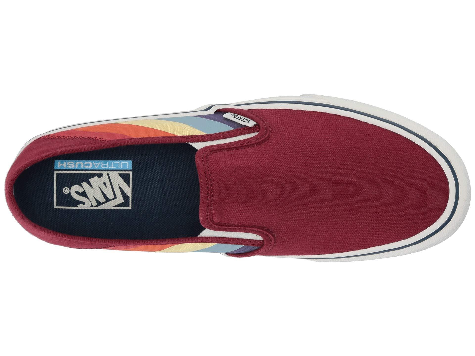 Rad Rainbow Slip-on Sf Womens Shoes