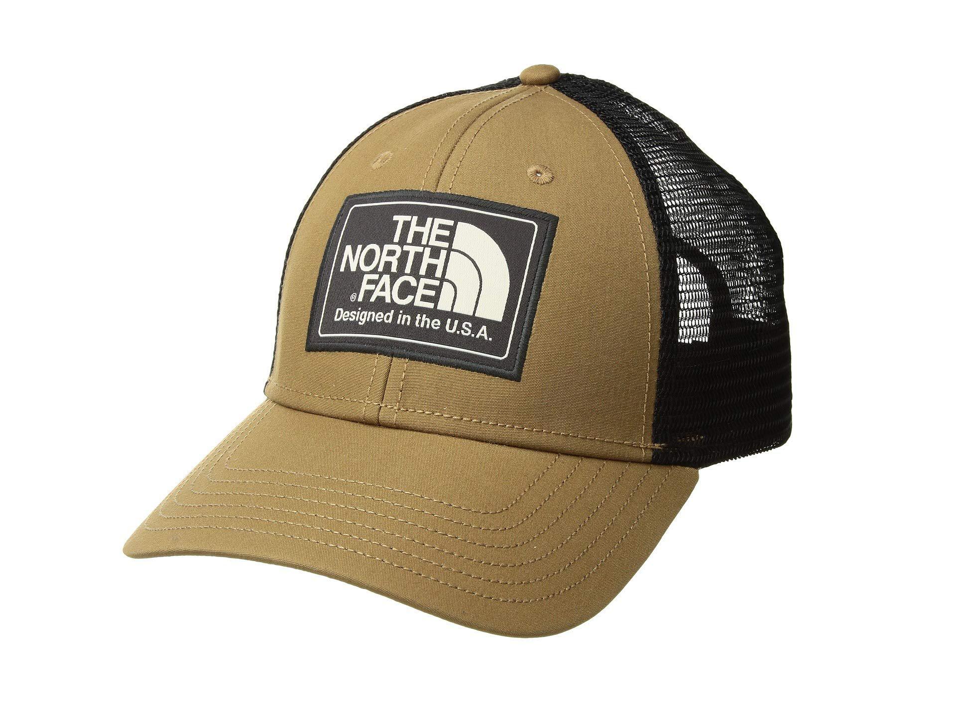 a248deaa16271 The North Face - Multicolor Mudder Trucker Hat (cargo Khaki gingerbread  Brown) Baseball. View fullscreen